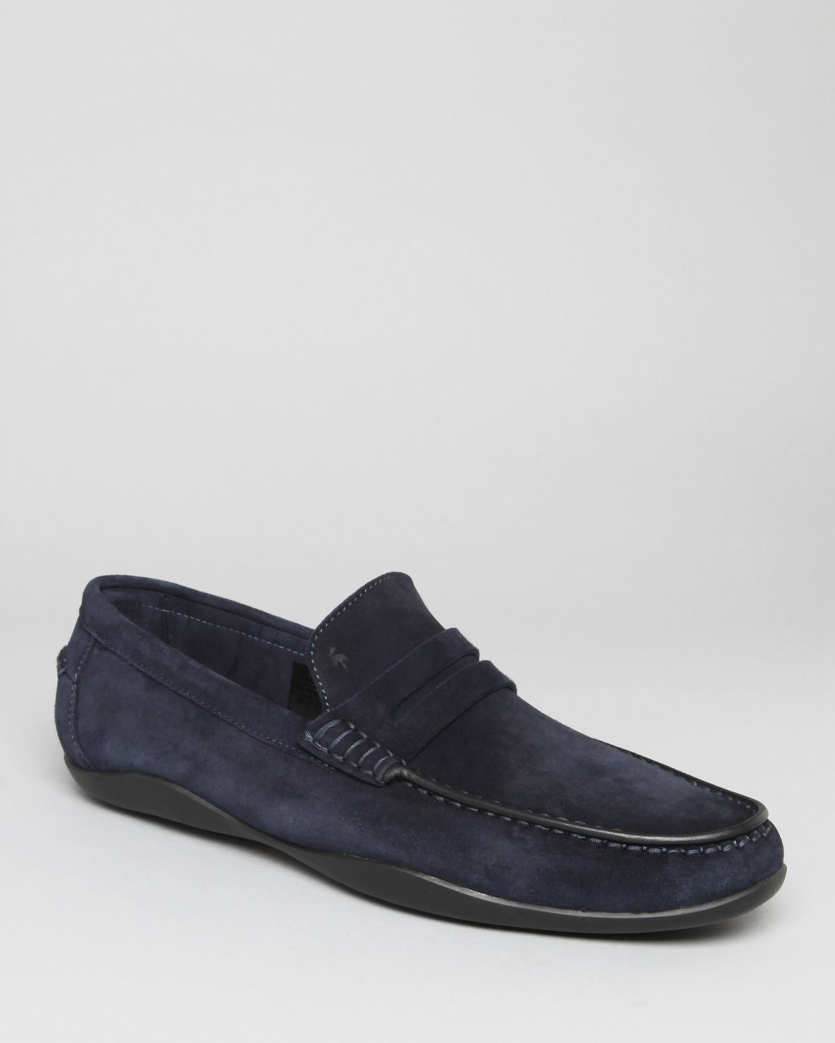 e9ee9db4ad2 Lyst - Harry s Of London Basel 2 Suede Penny Loafers in Blue for Men