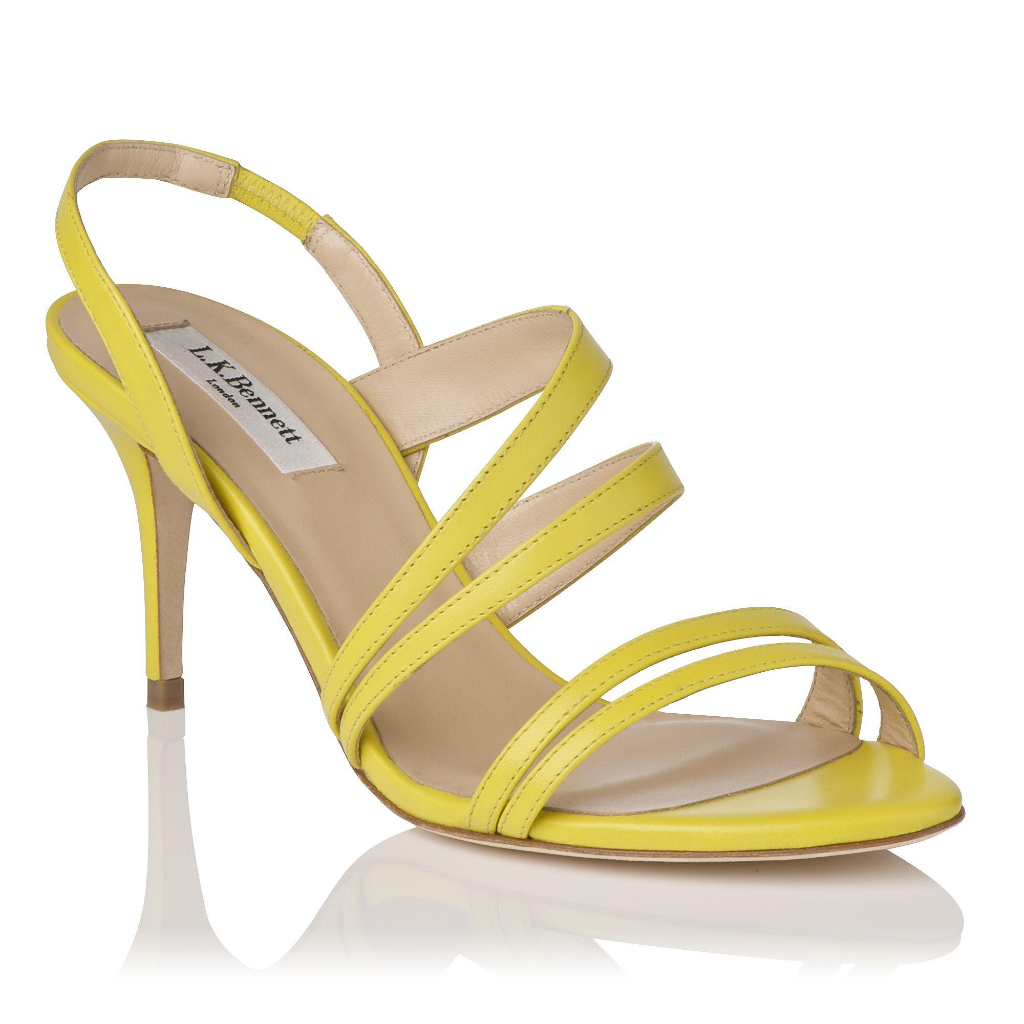 Lemon Shoes Mid Heeled