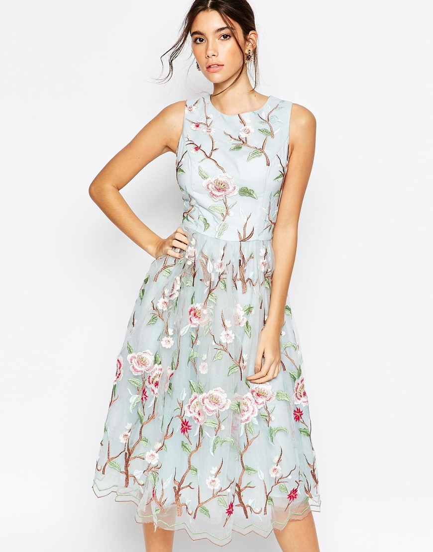 Floral Dresses By Chi Chi London