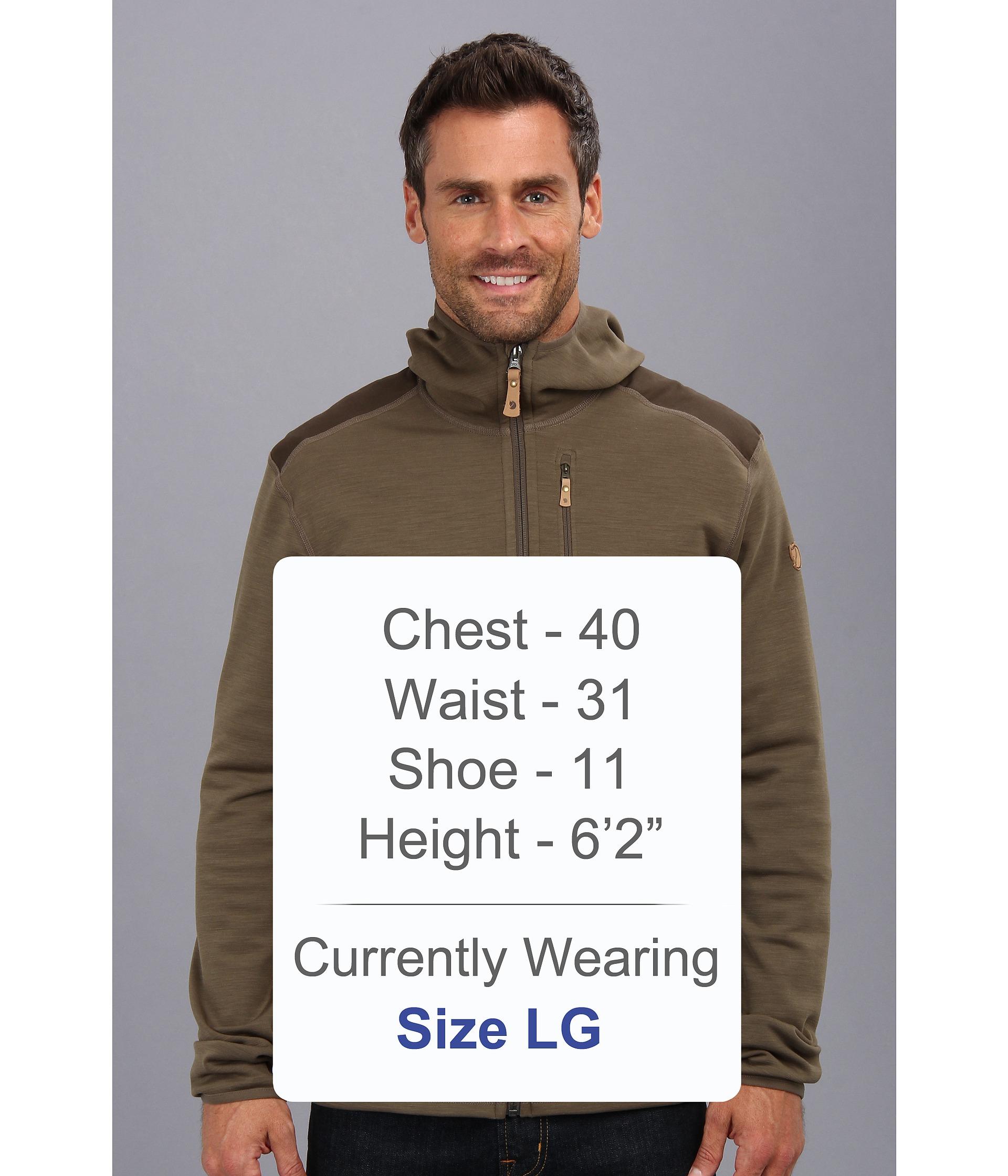 Lyst Fjallraven Keb Fleece Jacket In Green For Men
