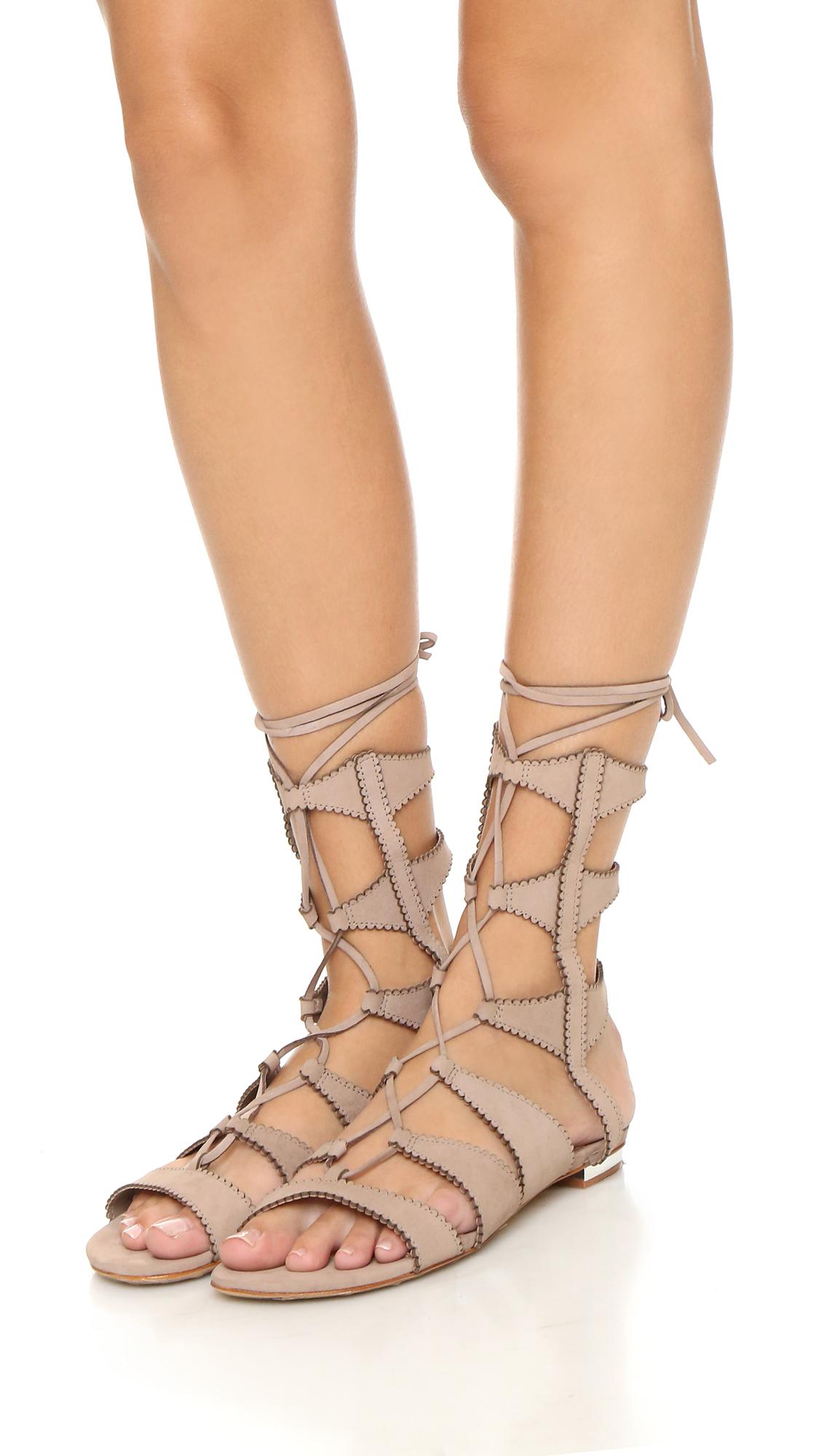 Schutz Gladiator Heels
