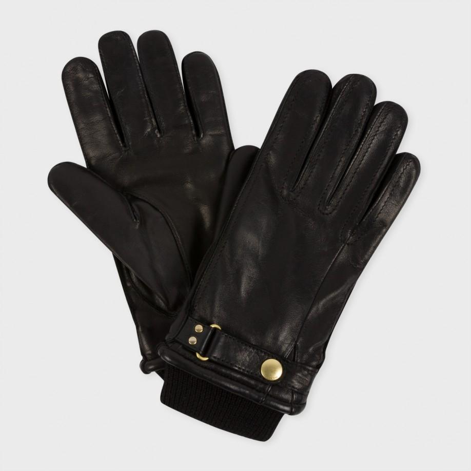 Mens leather gloves with cuff - Gallery Men S Leather Gloves