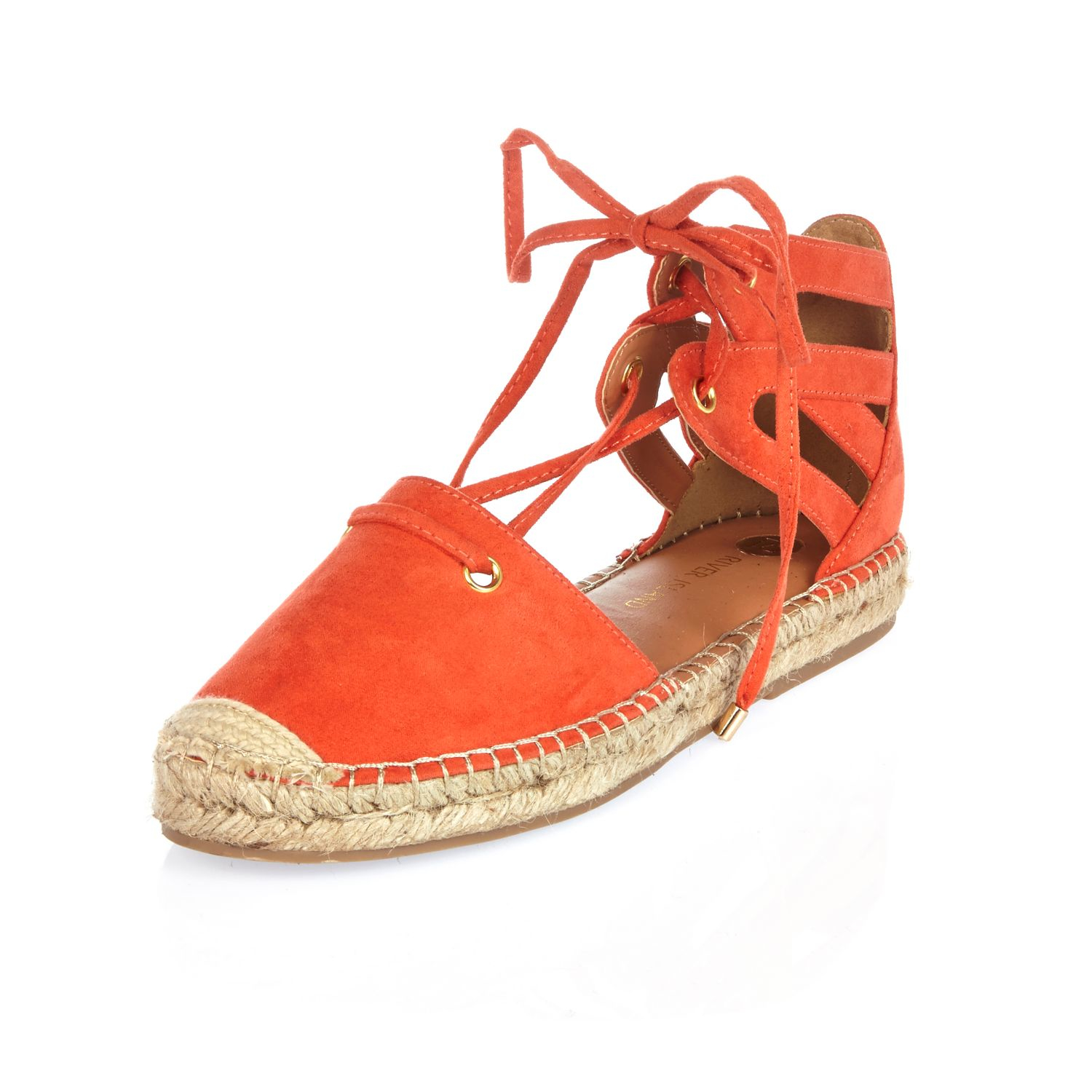 River Island Light Orange Shoes