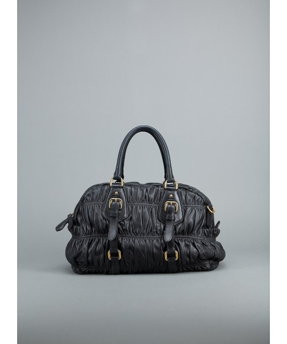 Prada Pre-owned - Patent leather handbag LMgaK0uFDl