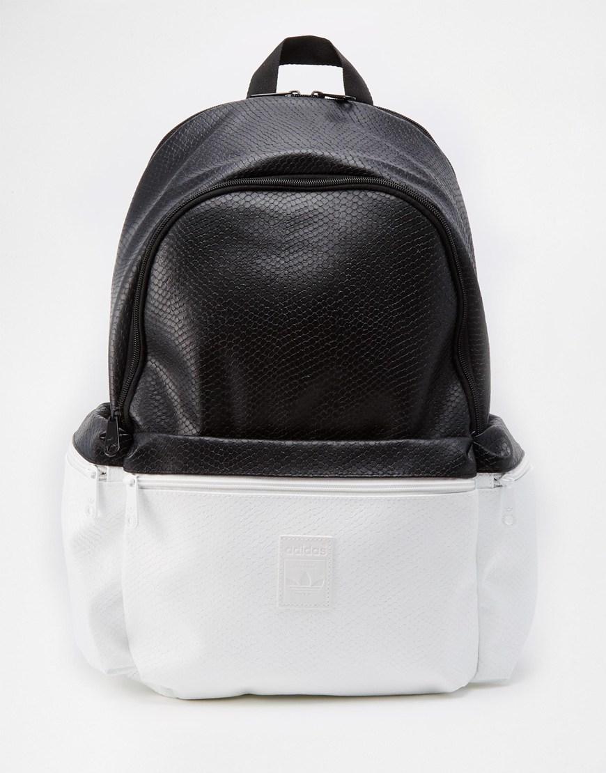 Adidas All Leather Backpack- Fenix Toulouse Handball ed01bec5316e7