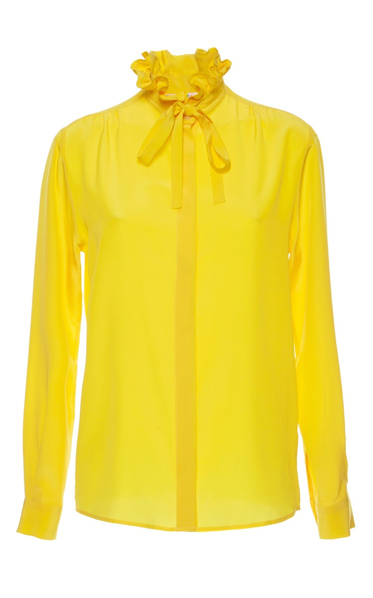 SHIRTS - Blouses Msgm Best Seller Online Clearance Marketable art06kOb