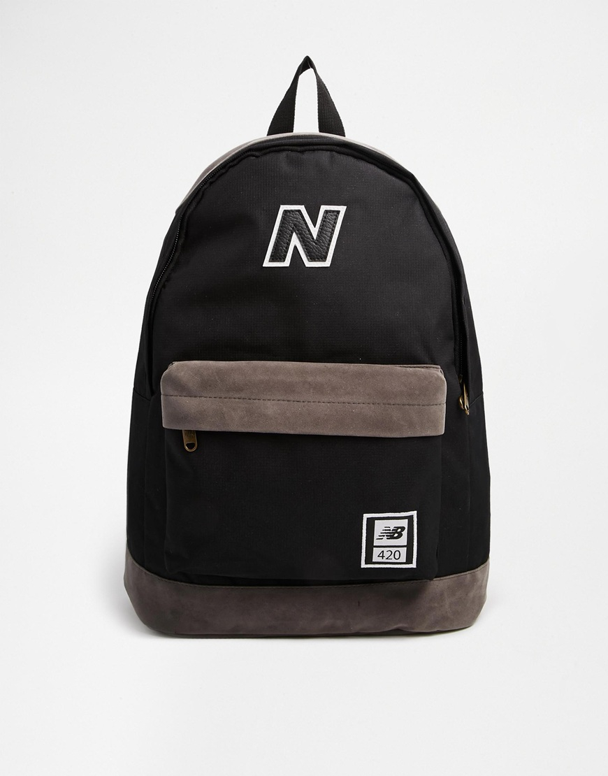 new balance 420 backpack blue