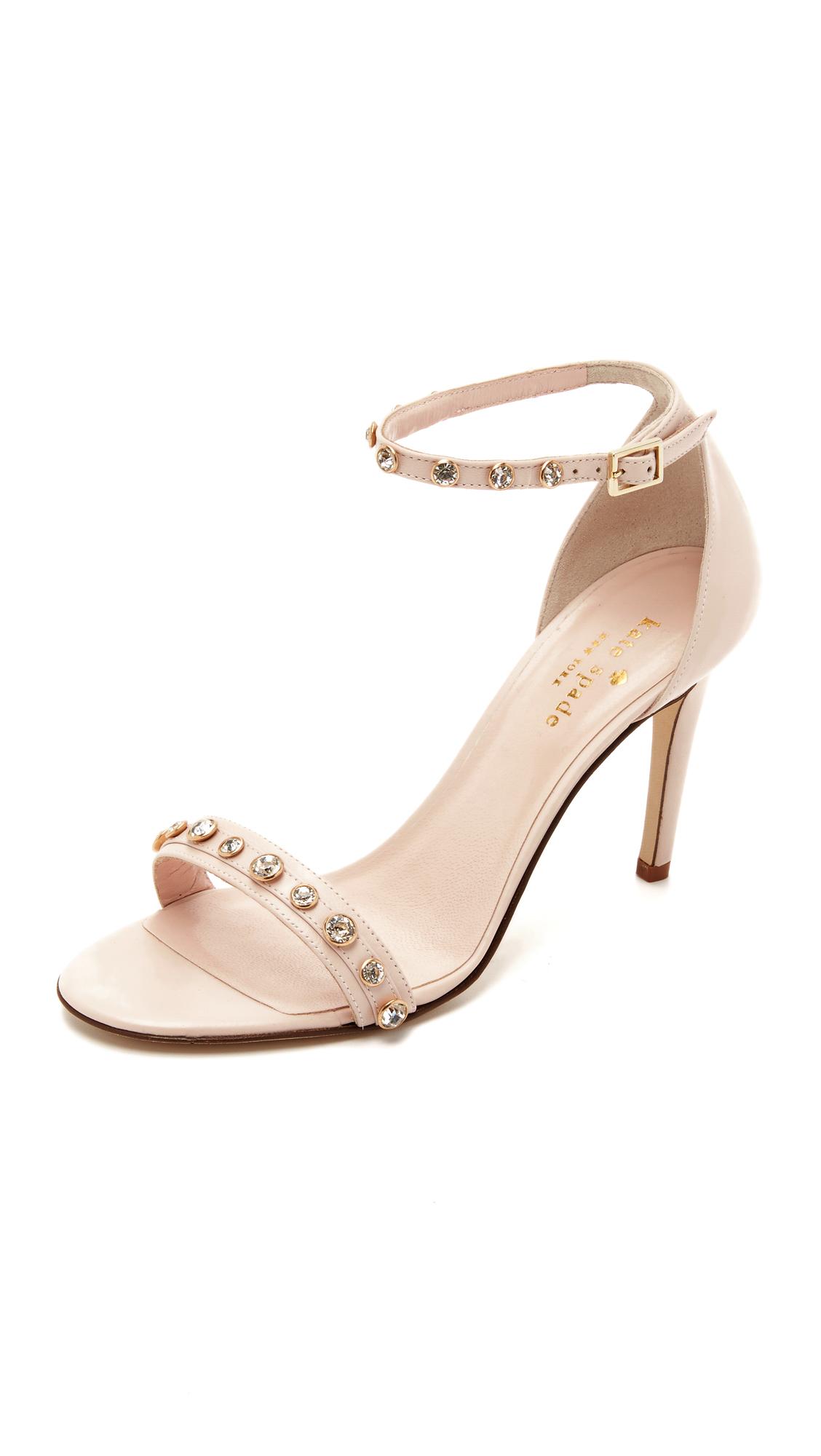 5bde936af9c2 Lyst - Kate Spade Ivy Sandals in Pink