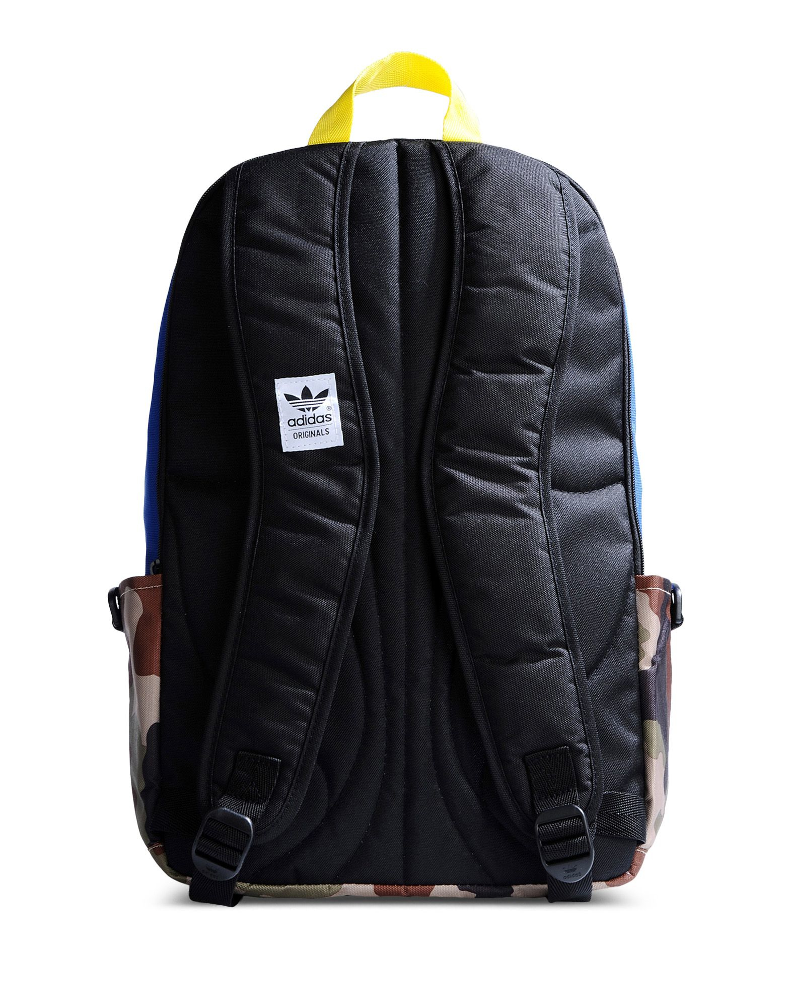 adidas originals rucksack in multicolor for men blue lyst. Black Bedroom Furniture Sets. Home Design Ideas
