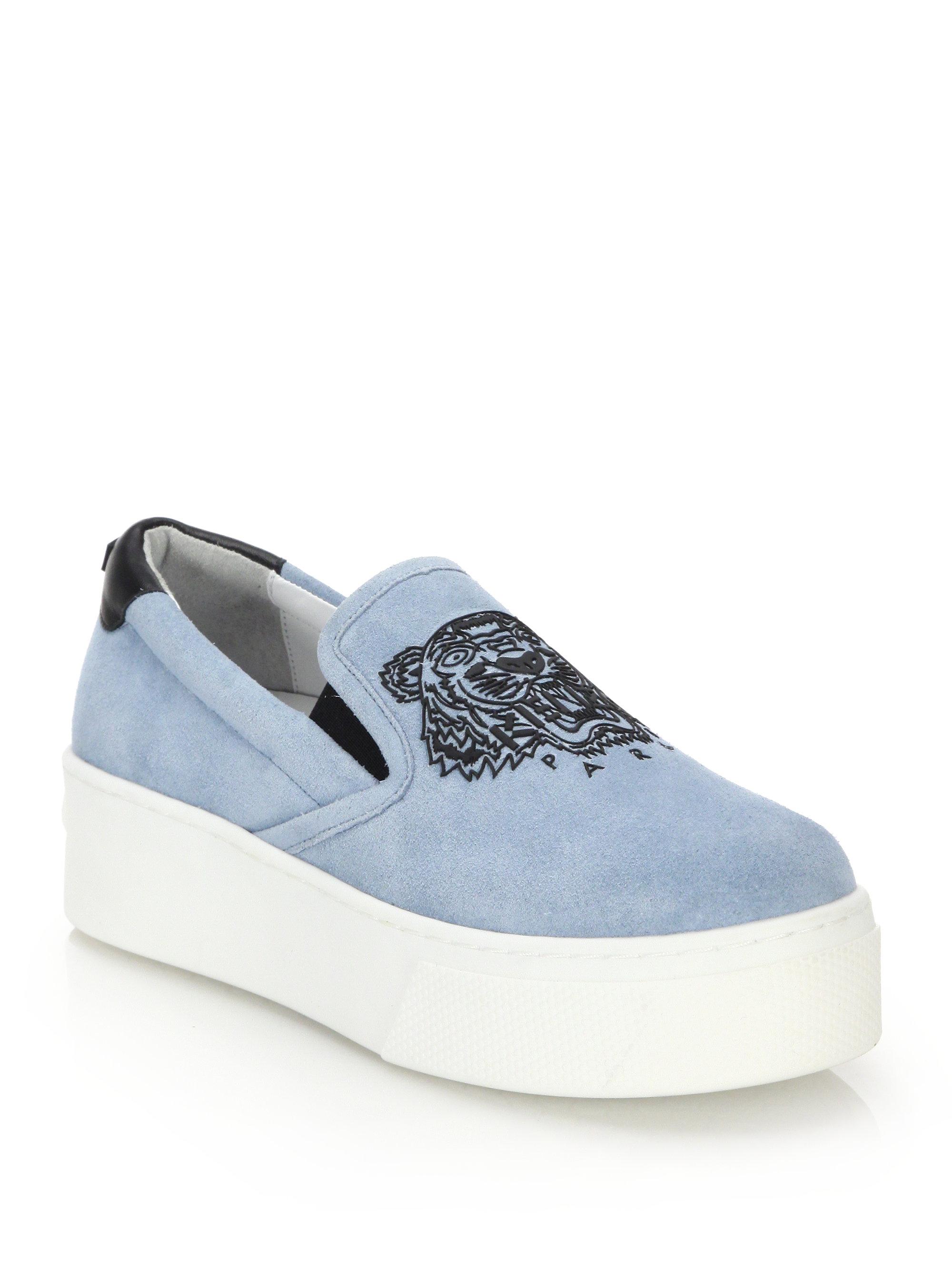 Low Suede Shoes Men Style