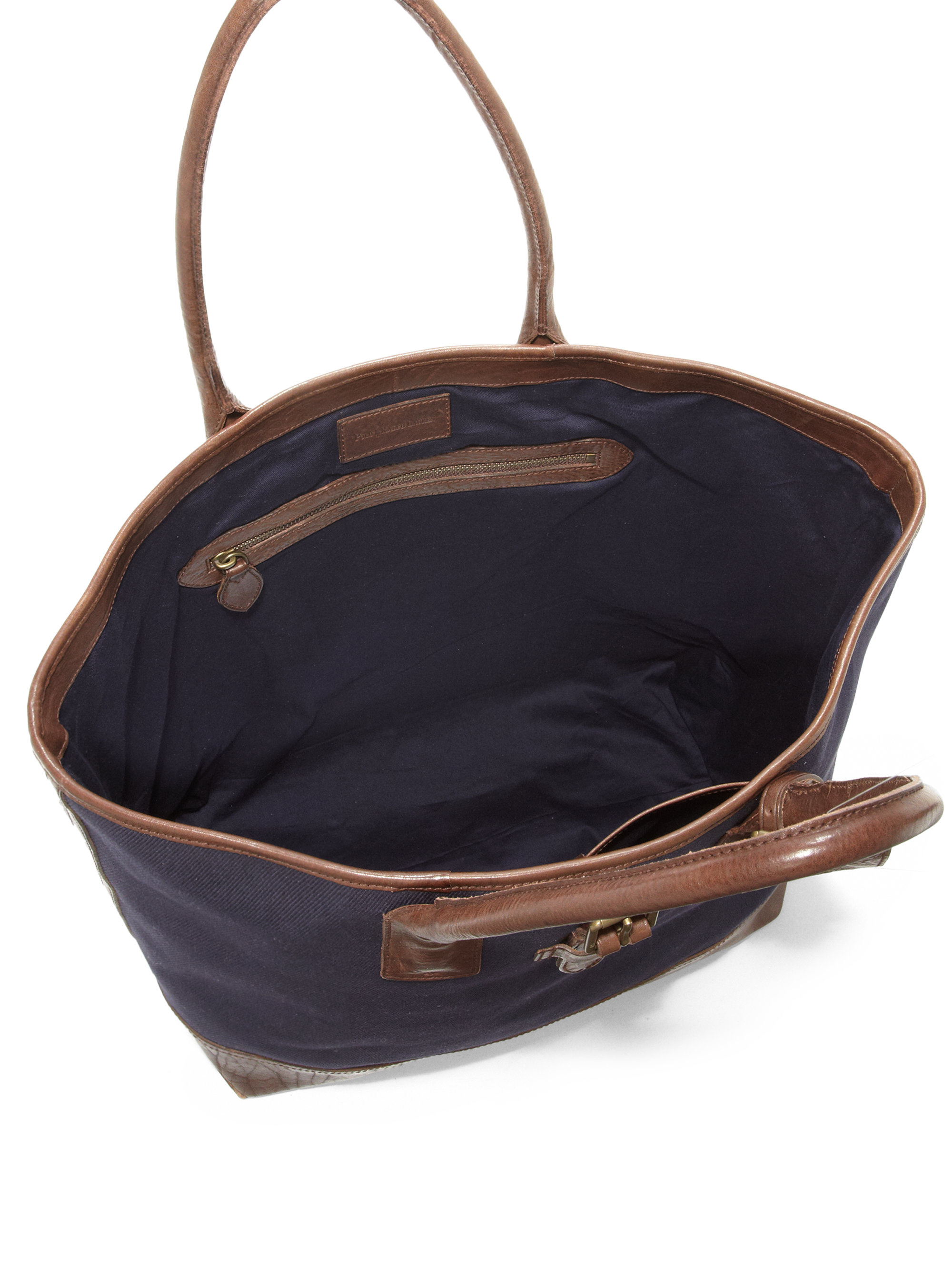Polo ralph lauren Canvas Black Watch Leather Detail Duffel Bag in Blue for Men | Lyst \u0026middot; Popular Light Longchamp Travel Bags 1630 737 545 ROSSO(Rouge)
