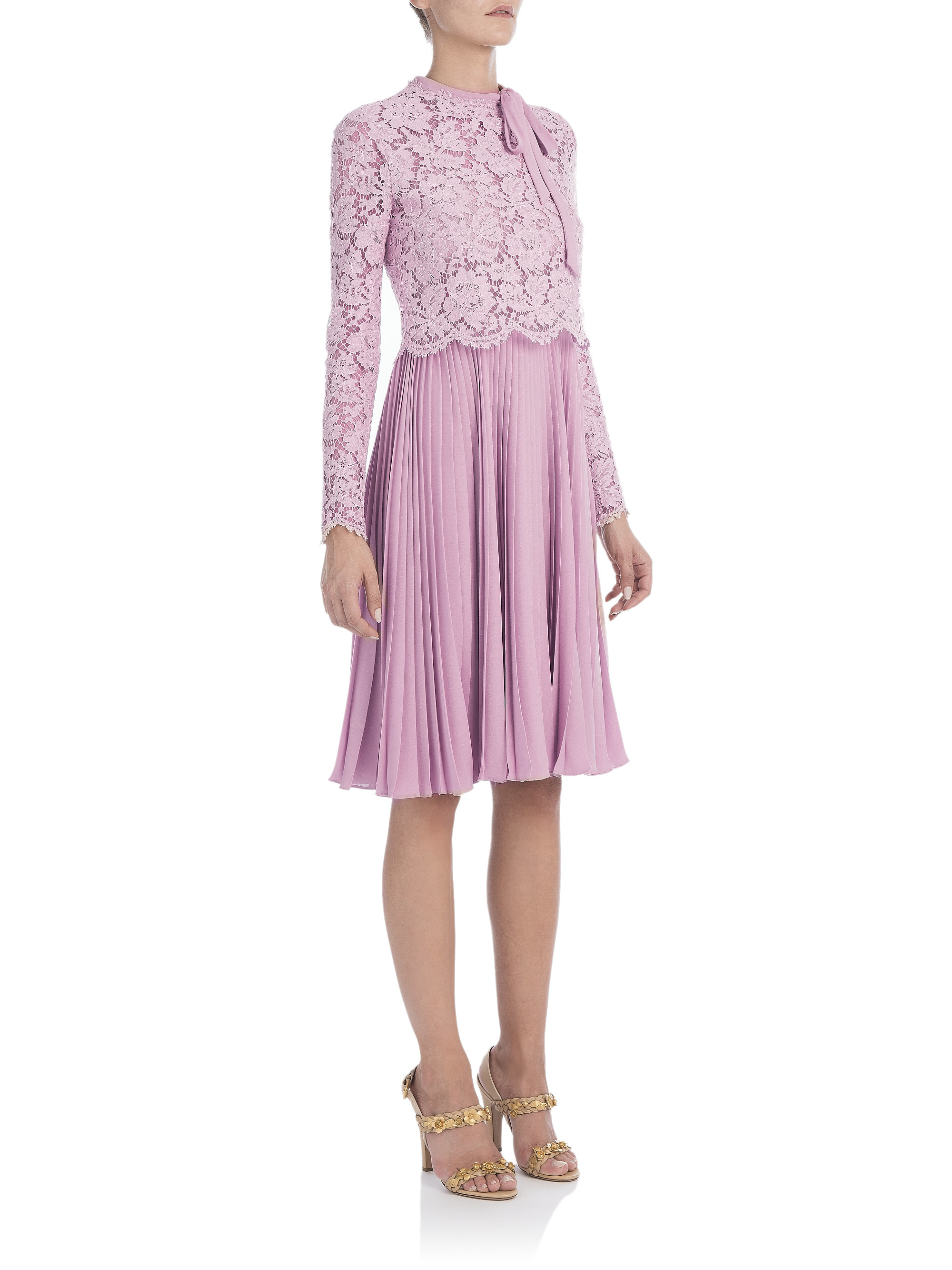 Shopping Online Cheap Price High Quality Valentino Woman Off-the-shoulder Ruffled Printed Silk-chiffon Gown Antique Rose Size 42 Valentino 100% Authentic Cheap Online View Sale Online Sale How Much 9jqALaH67O