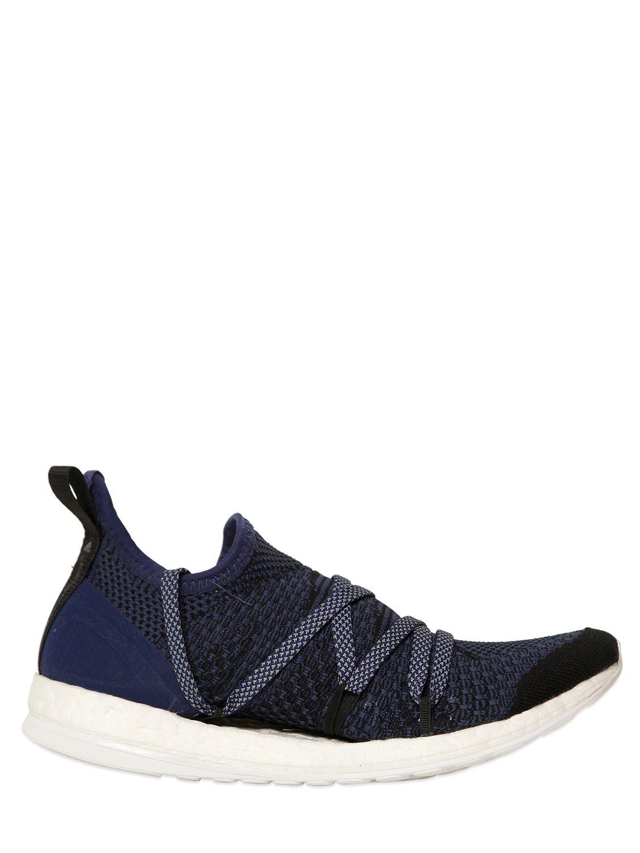 adidas originali puro slancio x scarpe nere lyst