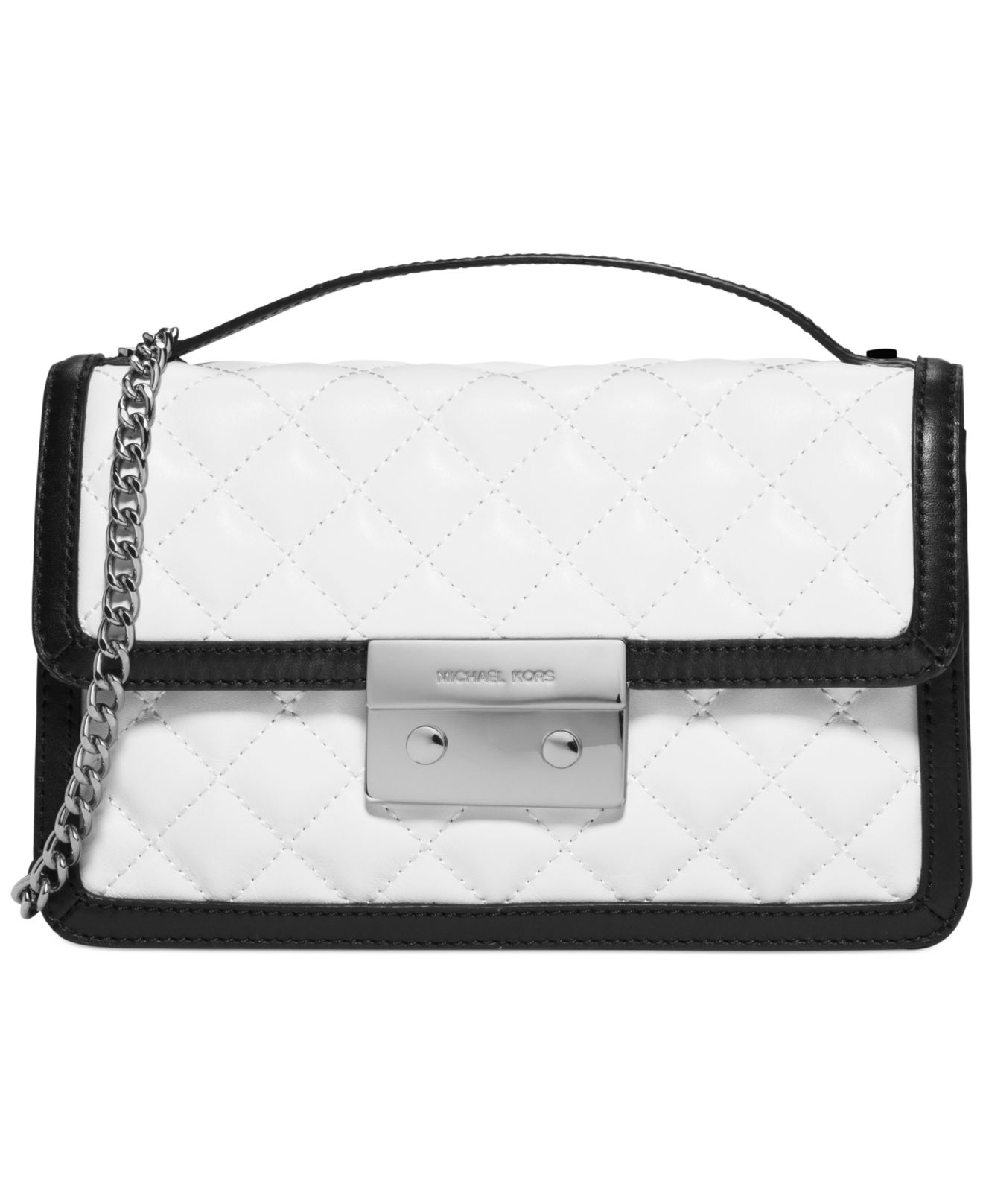 5a6e73c27975 Gallery. Previously sold at  Macy s · Women s Michael By Michael Kors Sloan  Women s Michael Kors Quilted Bag