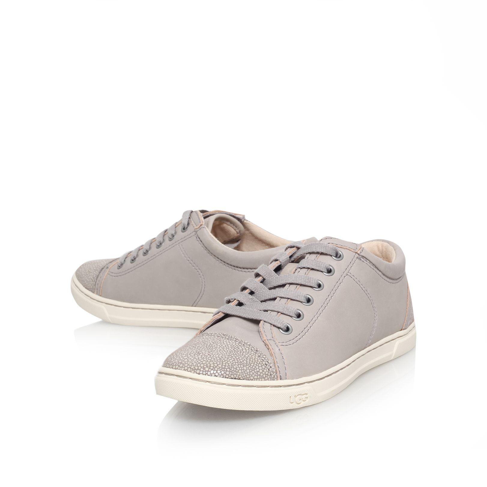 grey ugg high tops