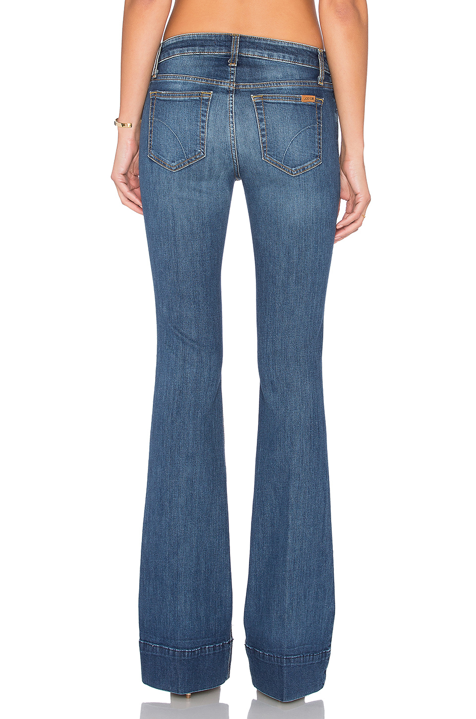 Joe's jeans Cayla Eco Friendly The Icon Flare in Blue | Lyst