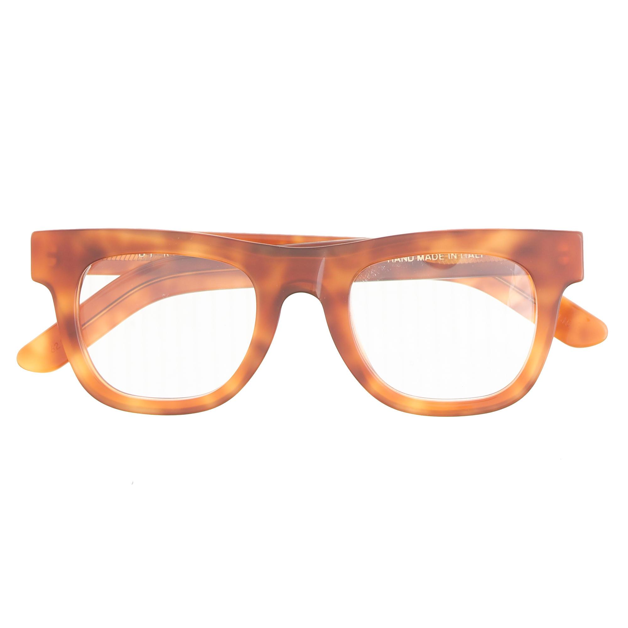j crew ciccio eyeglasses in brown lyst