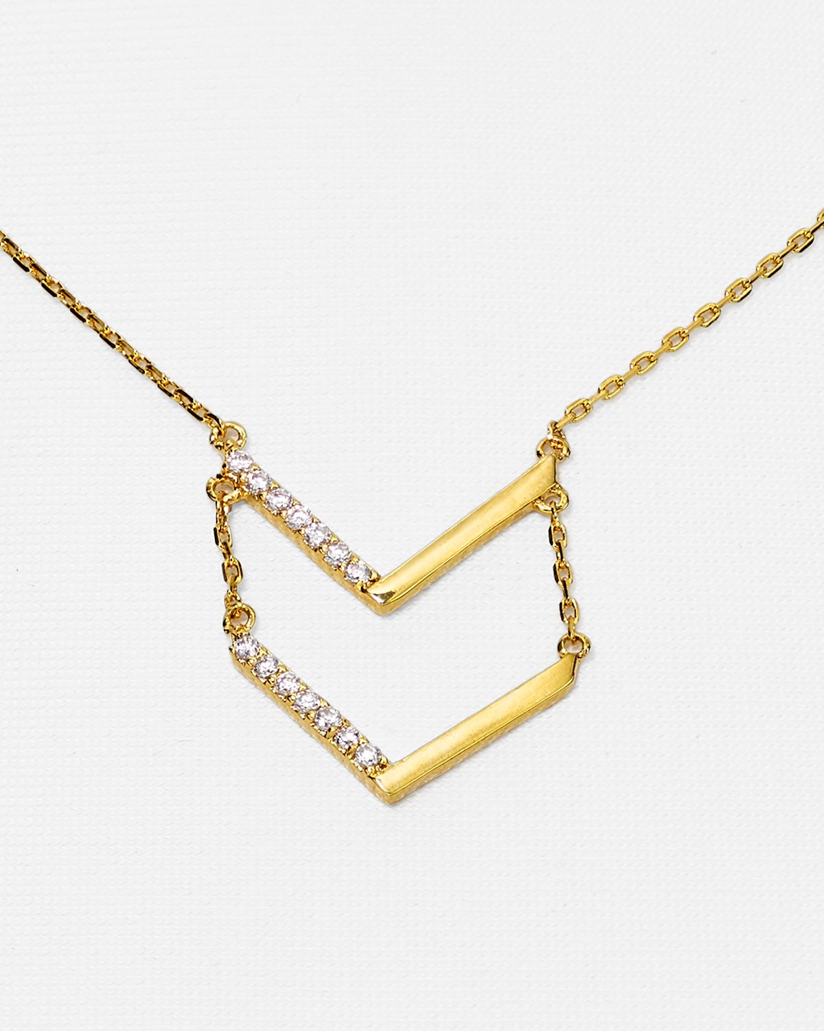 baublebar 15 5 quot in gold lyst