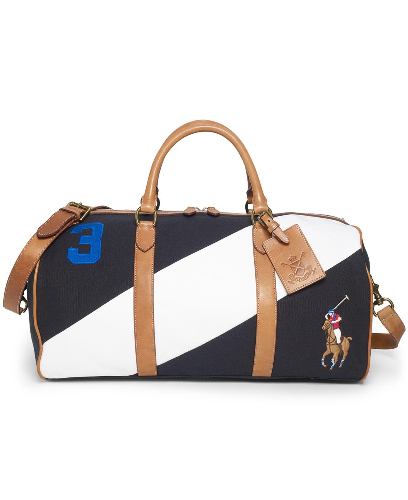 85535850a74 Ralph Lauren Duffle Bag Blue   ReGreen Springfield