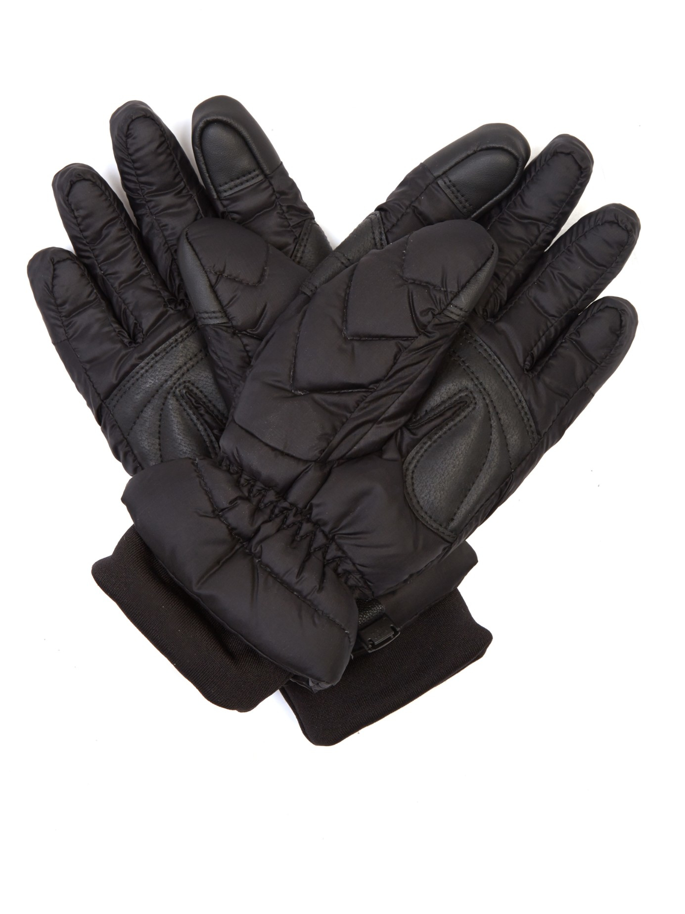 Lightweight leather driving gloves - Gallery