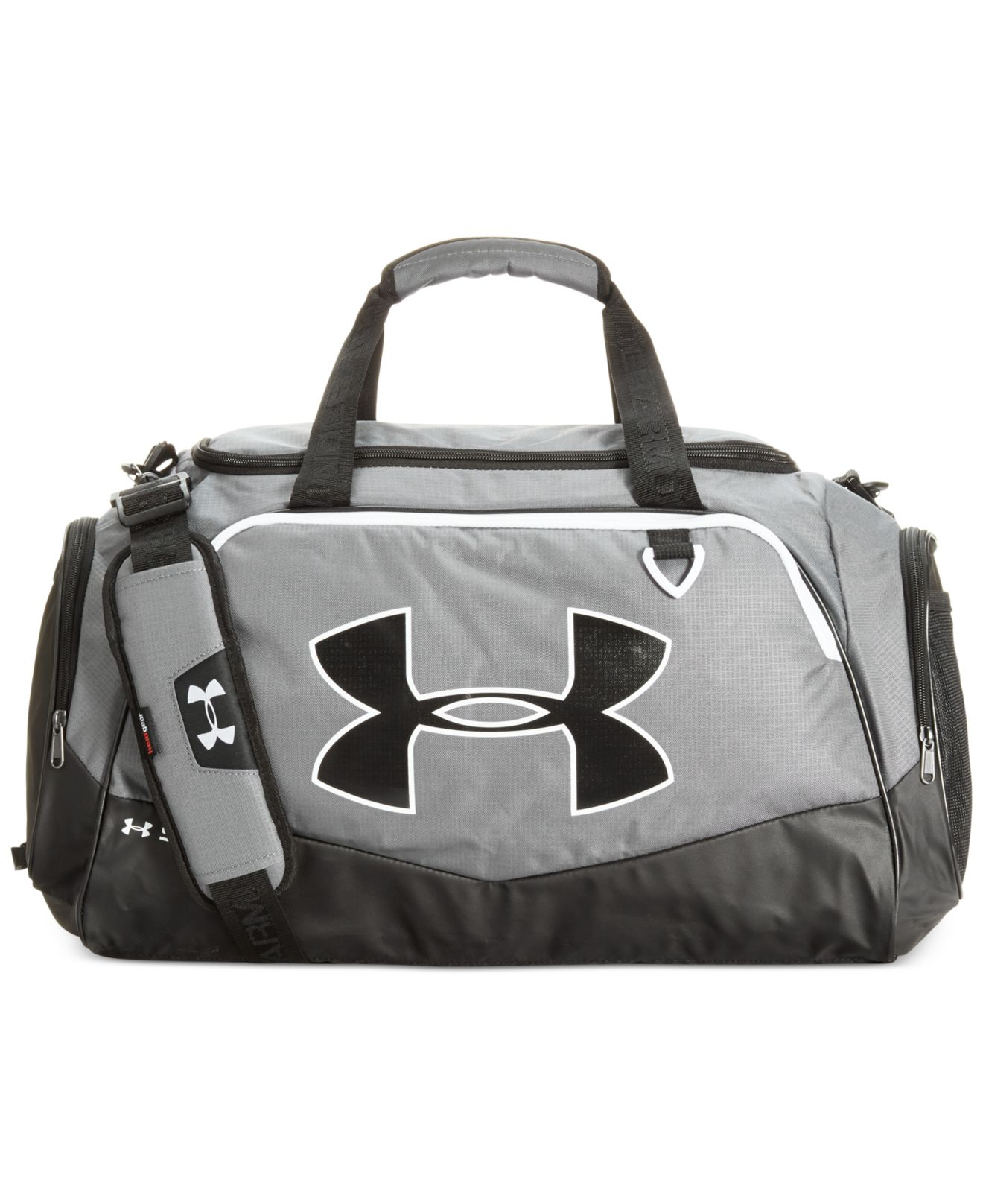 779582be3a Lyst - Under Armour Undeniable Medium Duffle Bag in Gray for Men