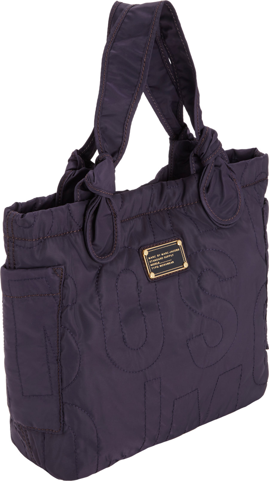 Marc By Marc Jacobs Pretty Nylon Lil Tate Tote In Purple