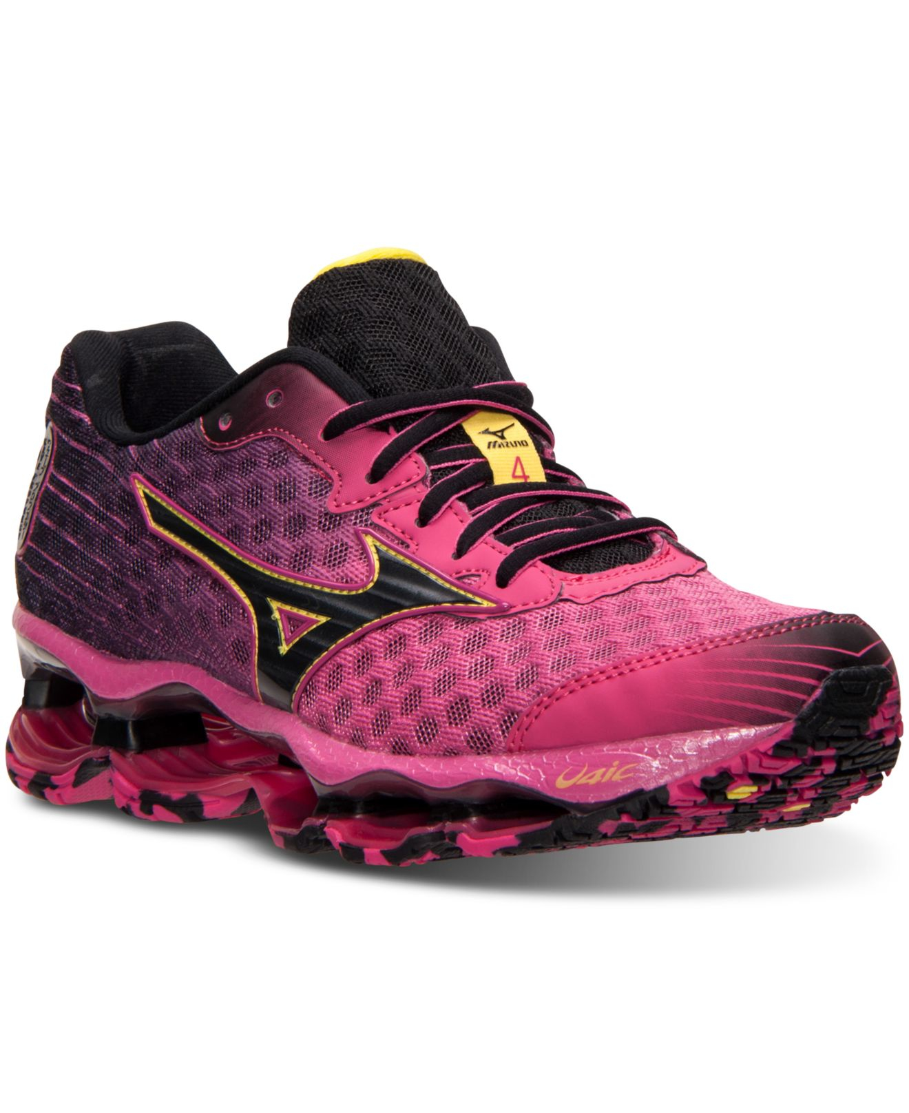 Mizuno Black Womens Shoes