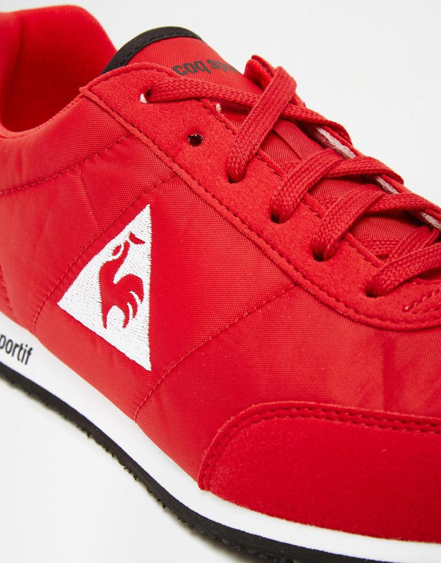 6c77b20e3be5 Lyst - Le Coq Sportif Racerone Trainers in Red for Men ...  blackwhiteyellowrednavygreen-738GFI-Women ...