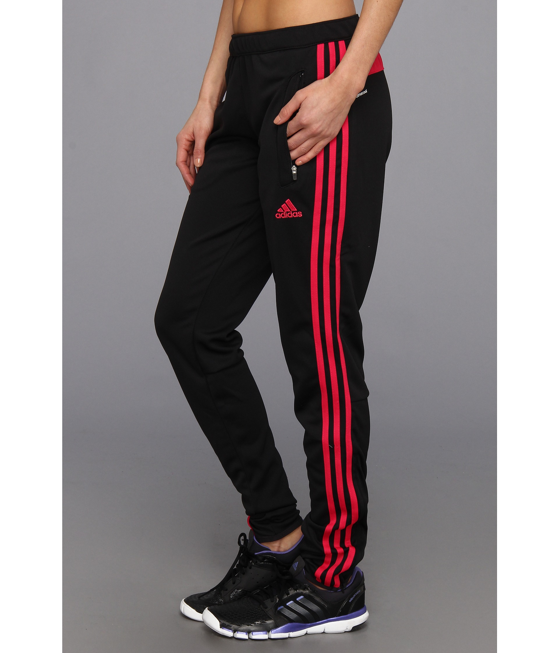 Lyst - adidas Tiro 13 Training Pant in Black 809e1e26c6