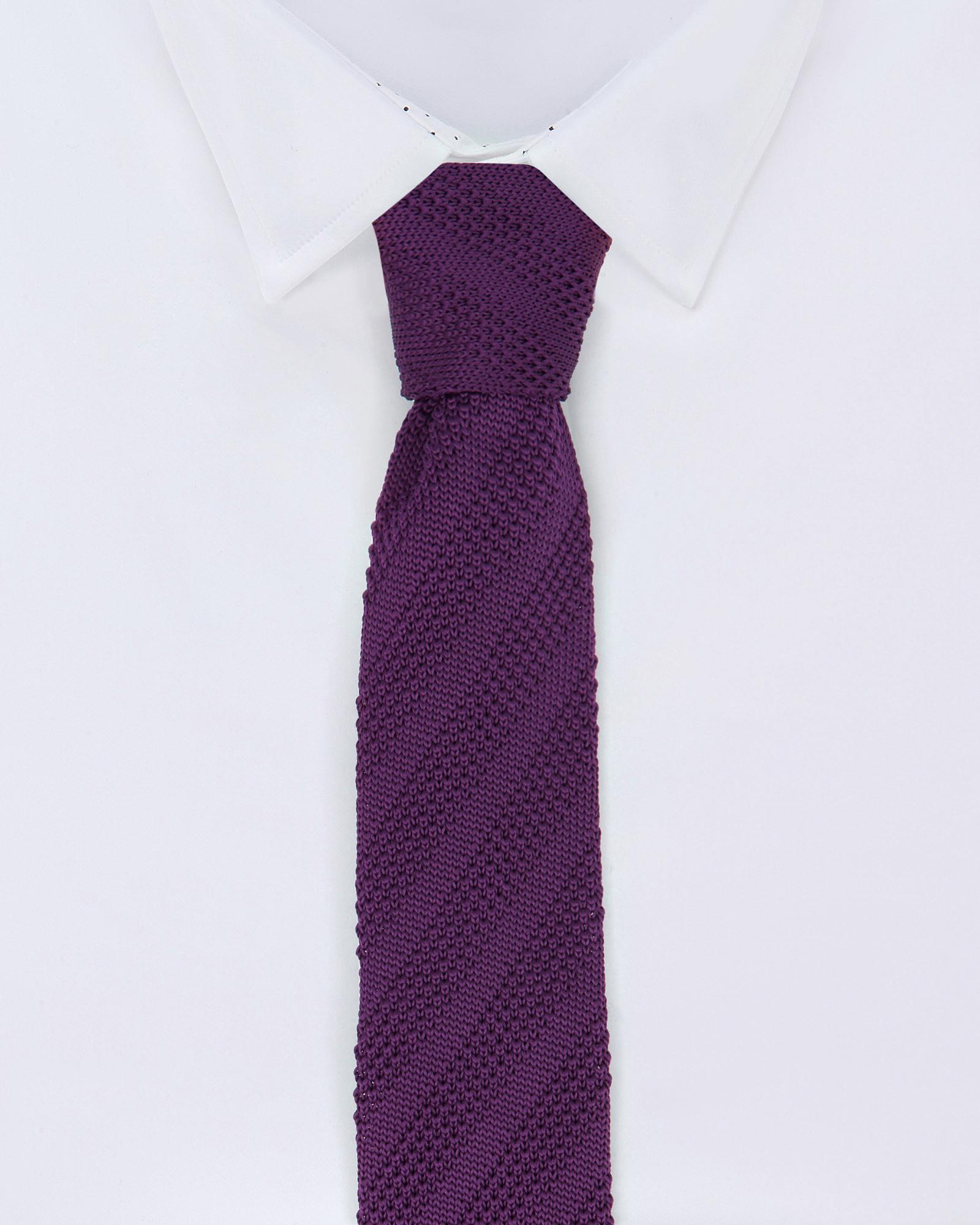 Knitted Tie Ted Baker WyKDw