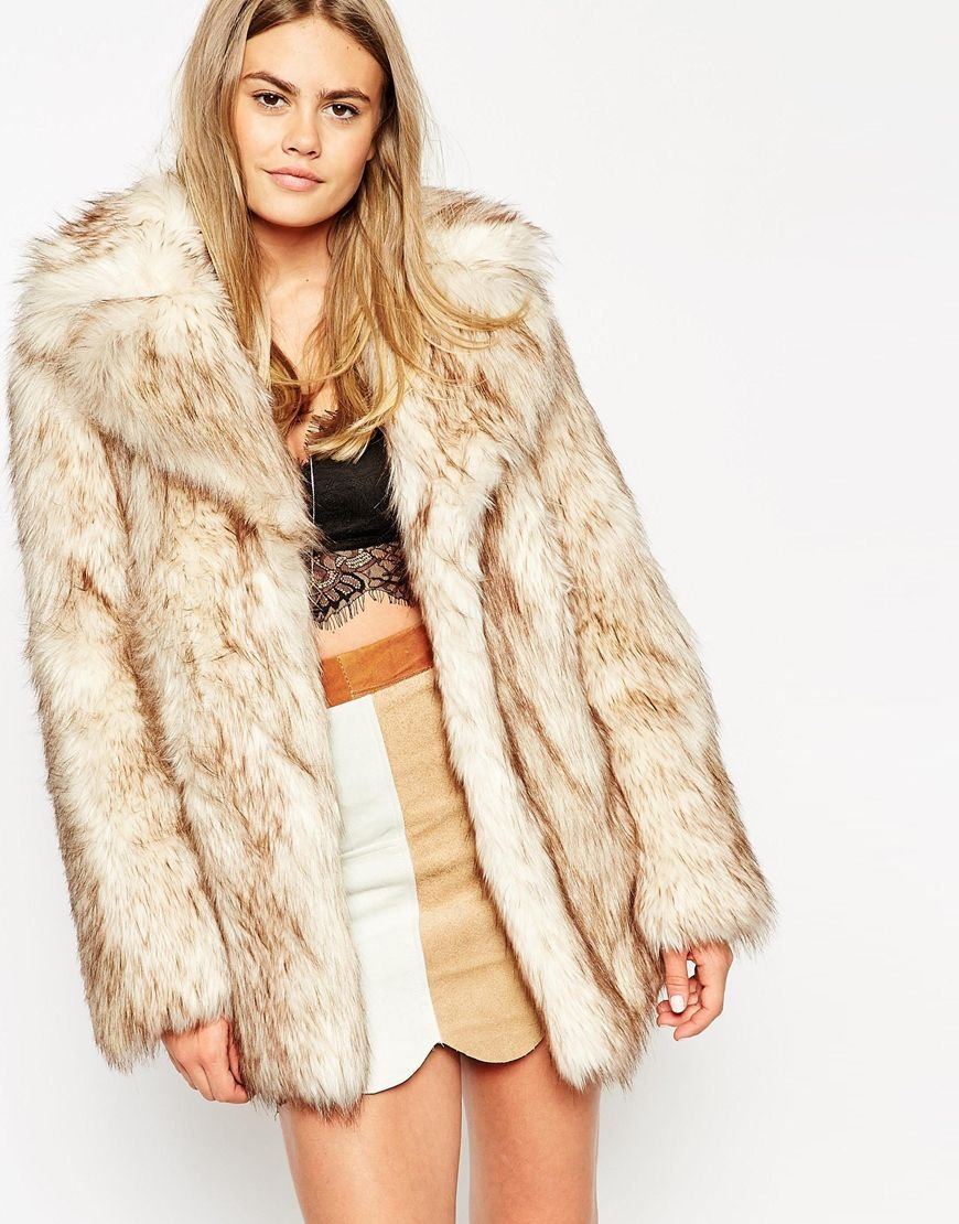 16 faux fur coats you will want to pet as much your cat