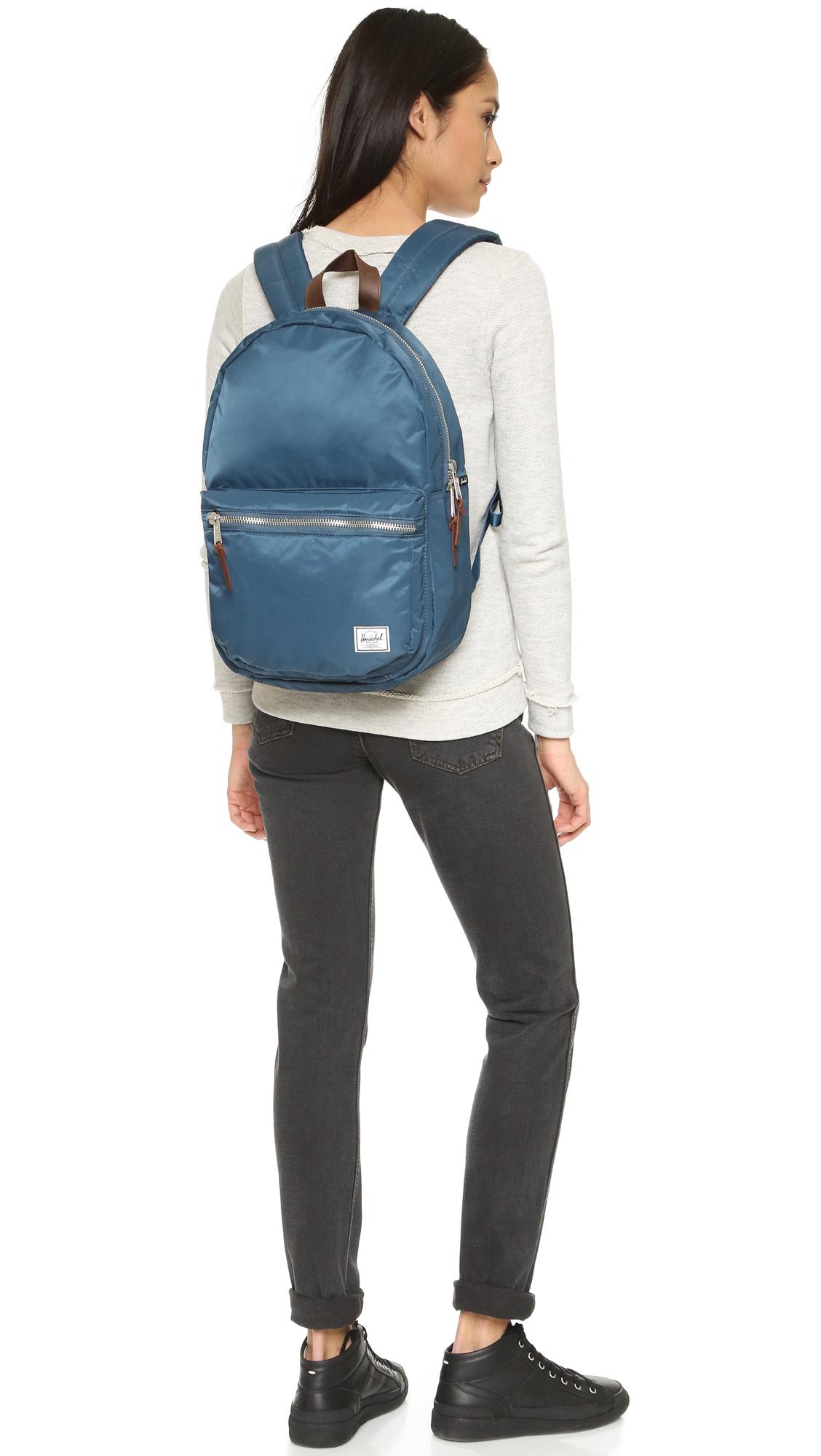 306aebcf7b Herschel Supply Co. Lawson Backpack in Blue - Lyst