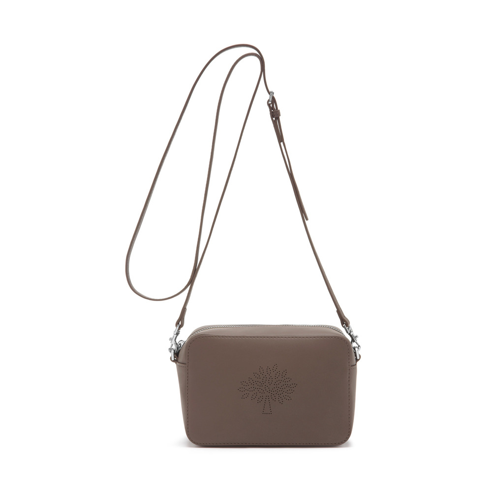 Brown Lyst Strap Mulberry Blossom In Pochette With nN8wvm0O