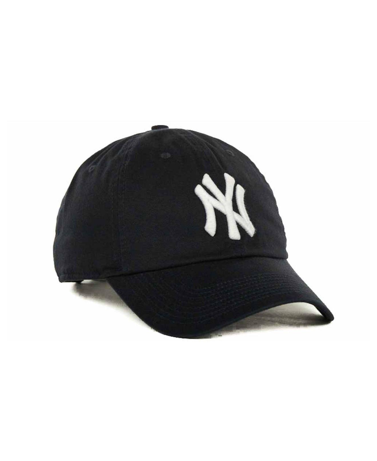 e10390110d6ff9 ... promo code for lyst nike womens new york yankees stadium cap in blue  57fee f1d3c ...