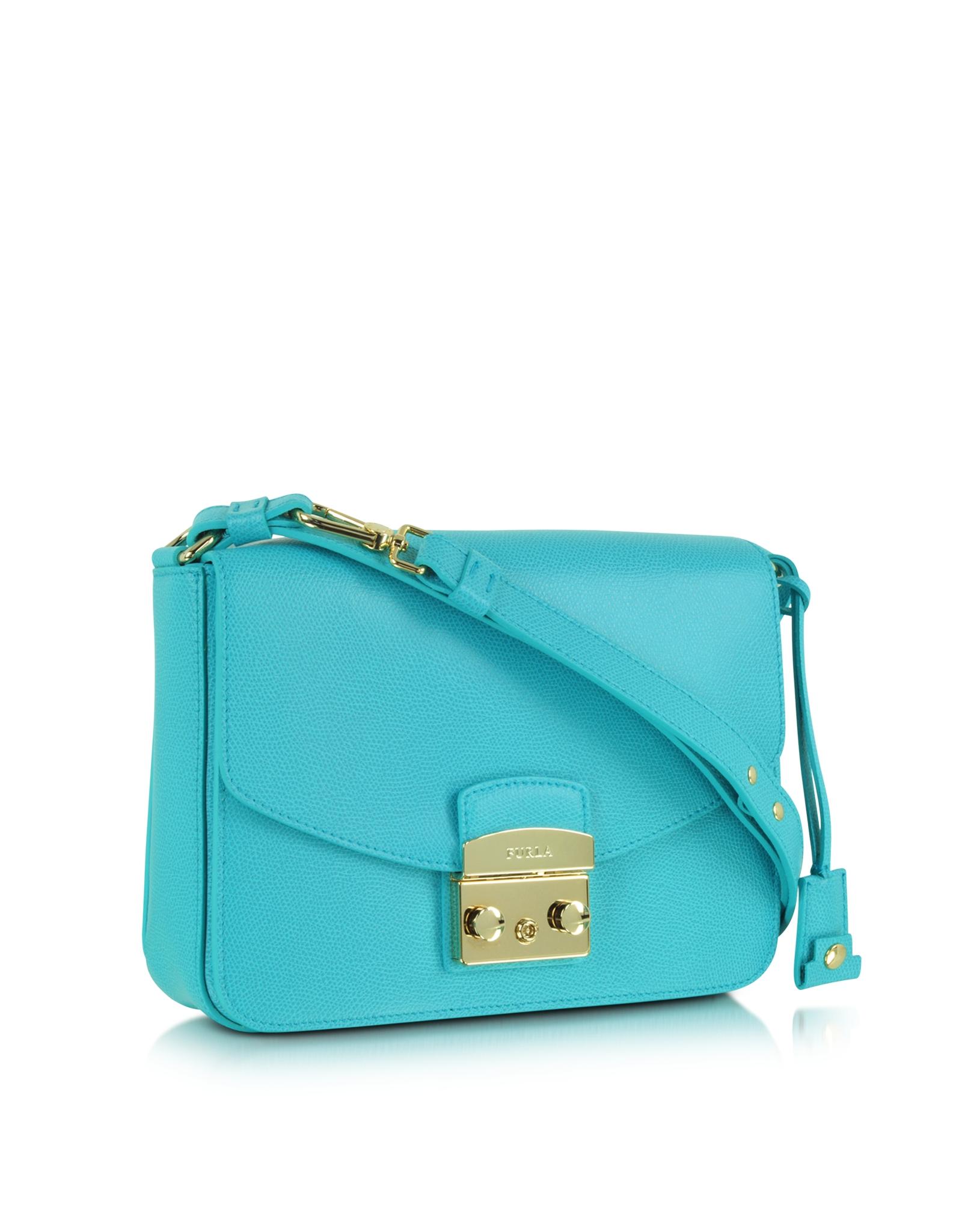 mini Furla shoulder bag - Blue Furla Sale Cost Cheap Sale 2018 New Huge Surprise Buy Cheap Reliable oLzIUg