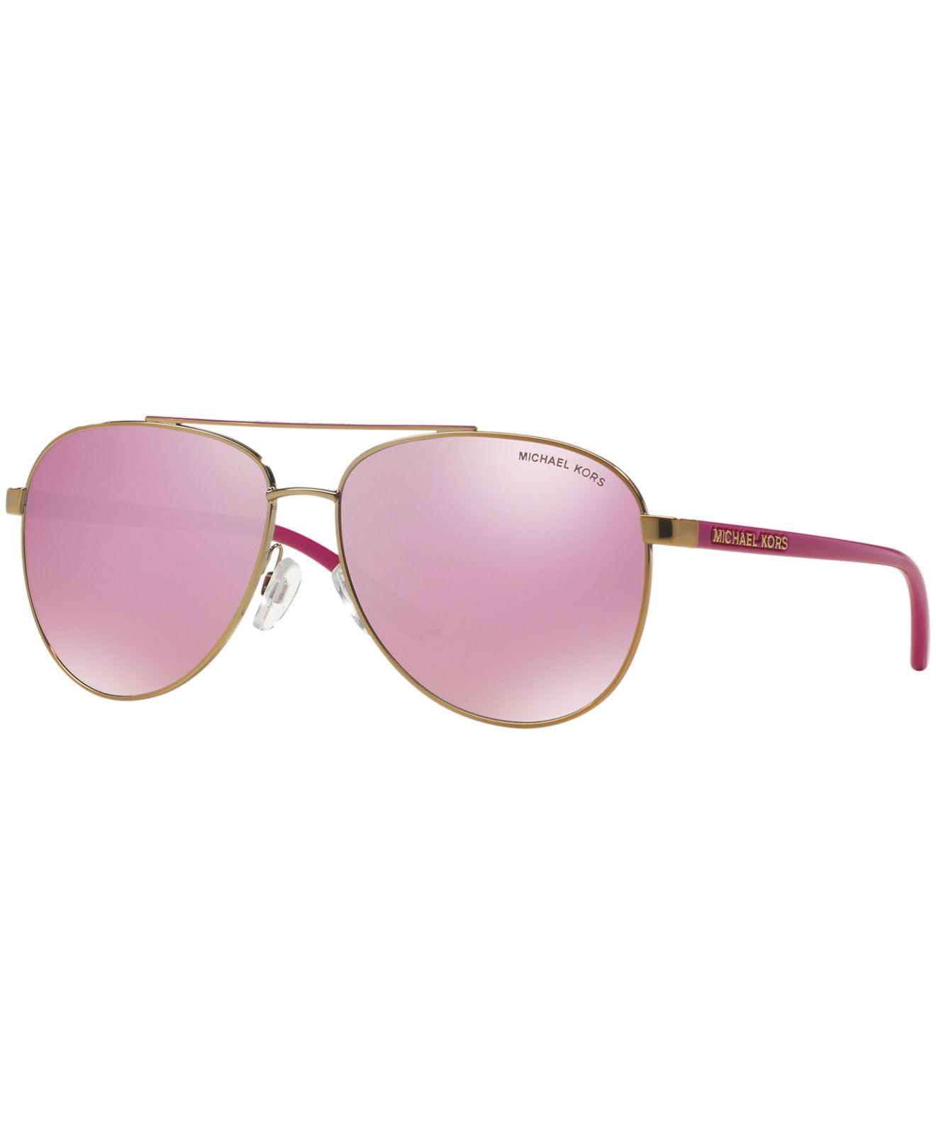 1c543768e8 Lyst - Michael Kors Mk5007 59 Hvar in Pink