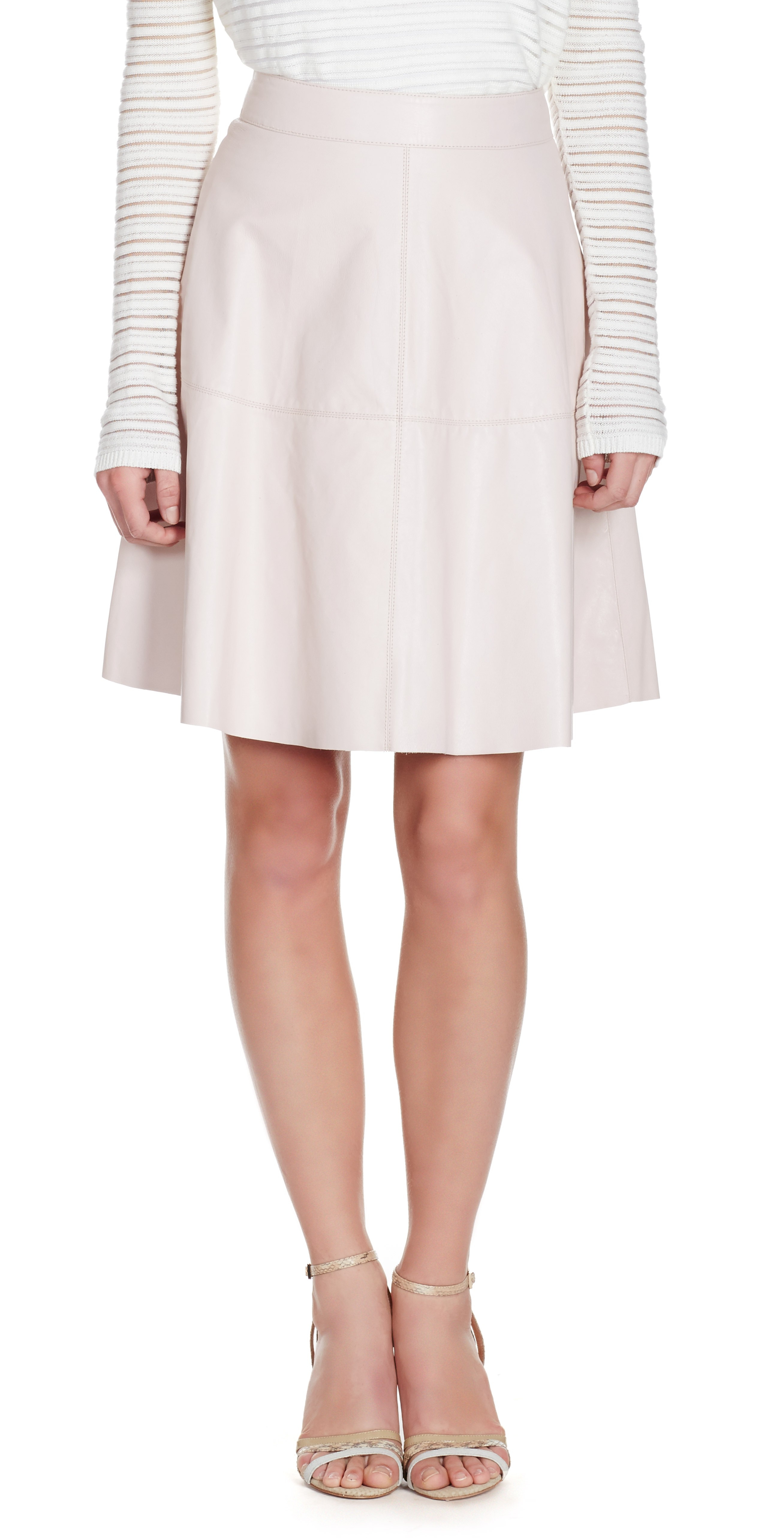 8be1d5f117 Lyst - Joie Decollete Skirt in Pink