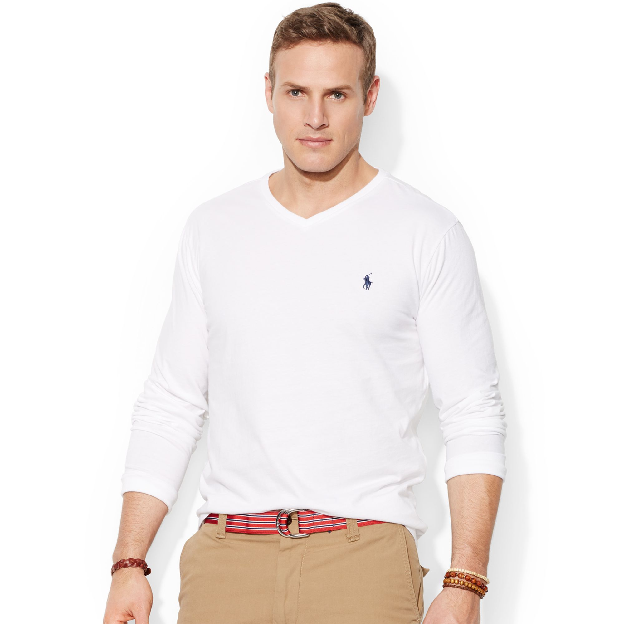 Big And Tall Ralph Lauren Polo T Shirts Male Models Picture