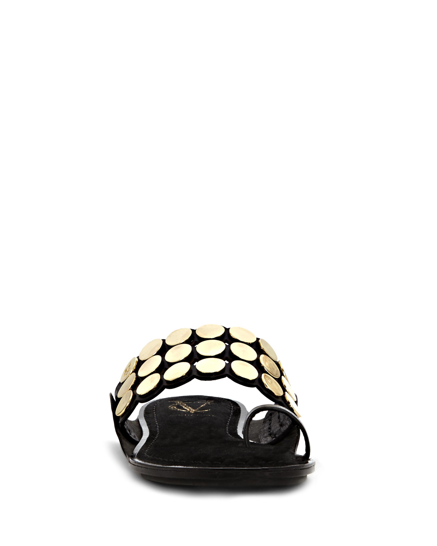 Vince Camuto Vc Signature Zenya Circle Embellished Toe