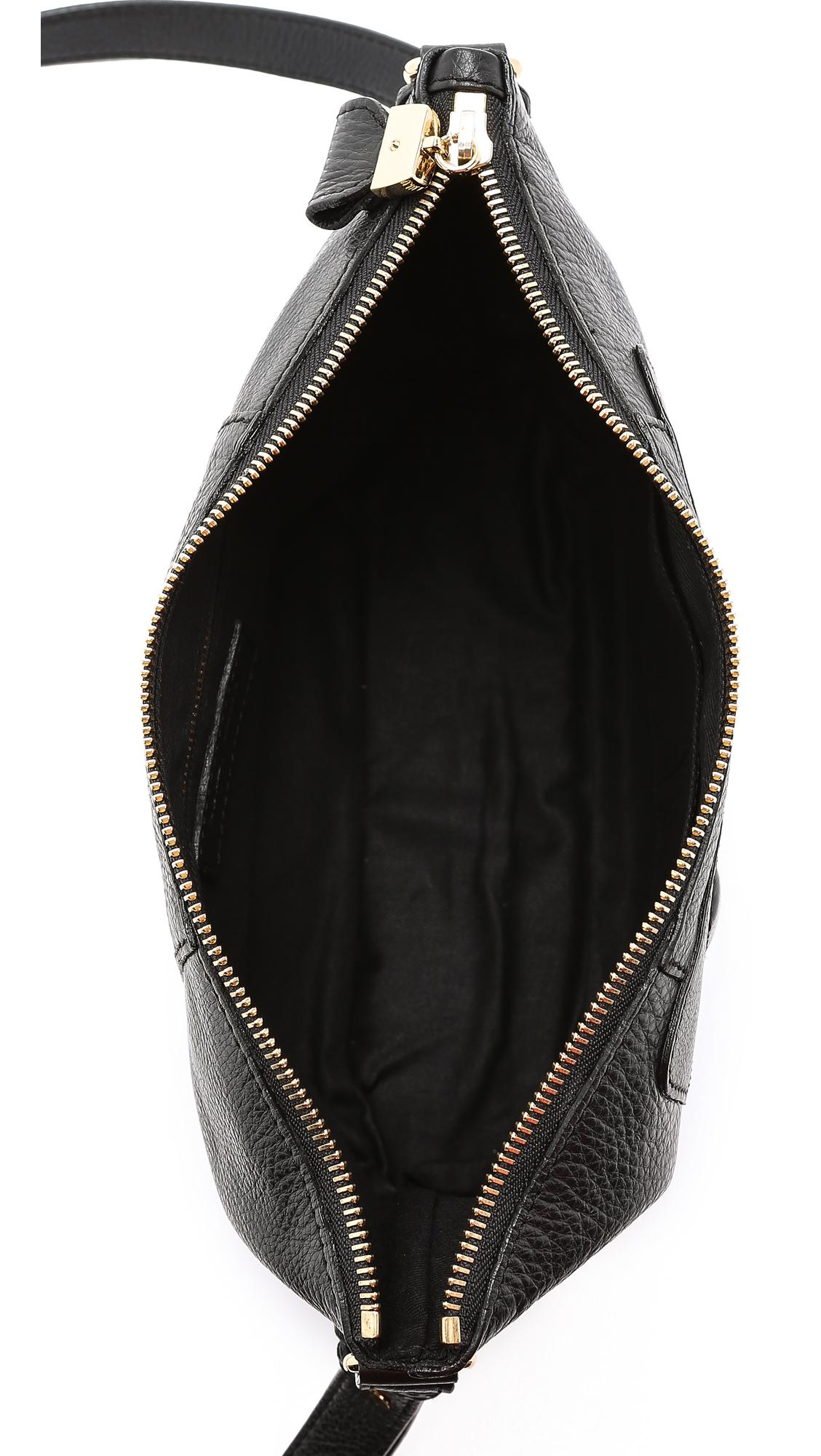 chloe knockoff - See by chlo�� Kay Cross Body Bag in Black | Lyst