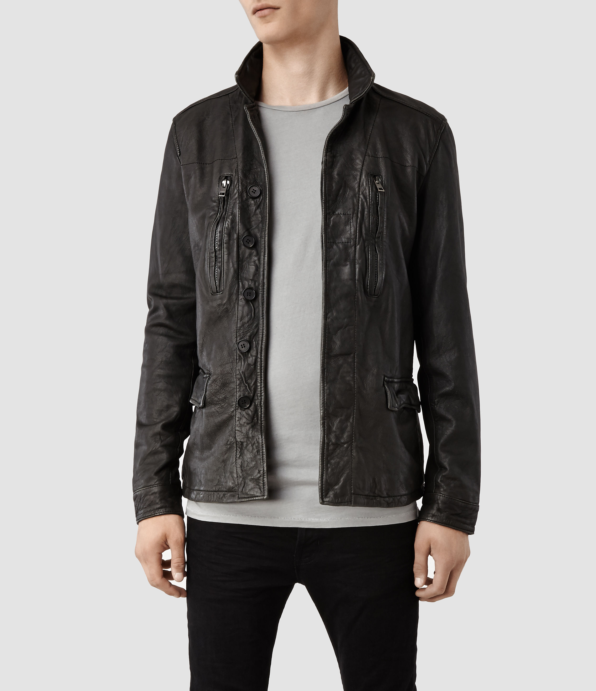 Leather jacket xs - Gallery