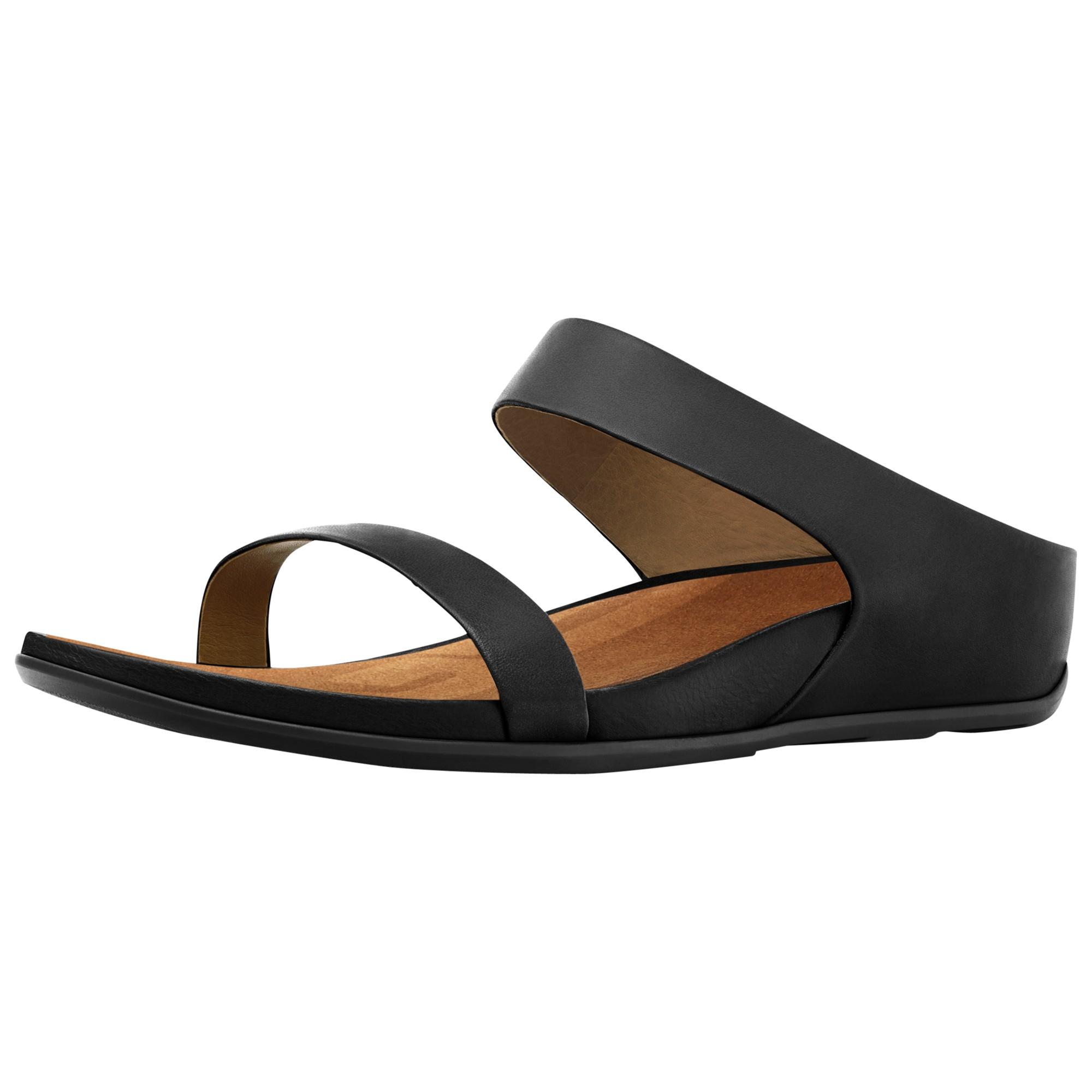 b4f2f7ef37a4 Fitflop Banda Slide Sandal Black