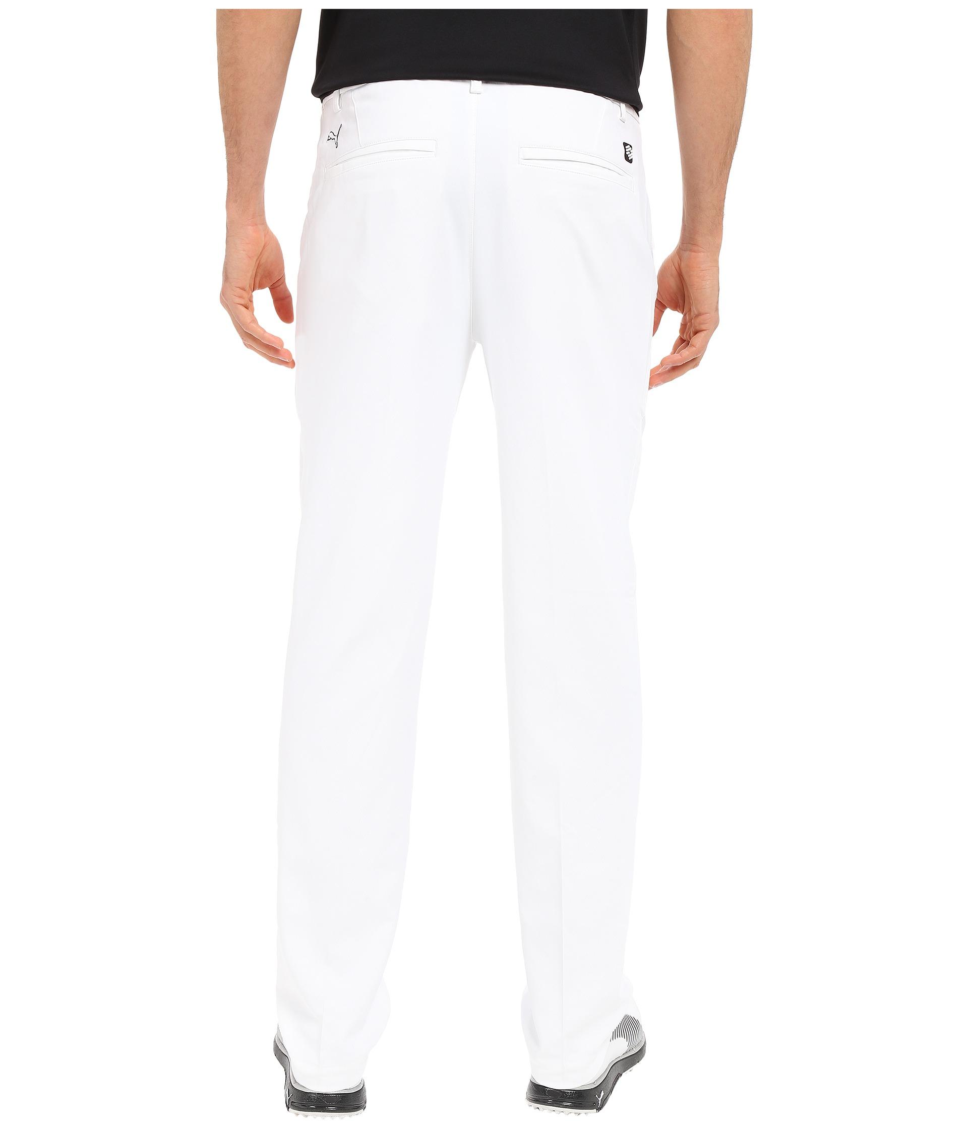 salomon skis de hommeace - Puma Golf Tech Style Pant '16 in White for Men | Lyst