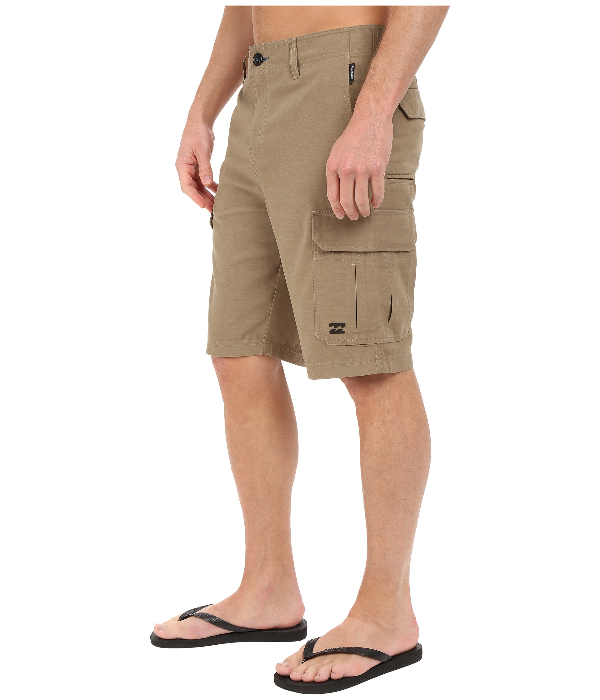 ab2f6a5ab0 Billabong Scheme Cargo Submersible Shorts for Men - Lyst