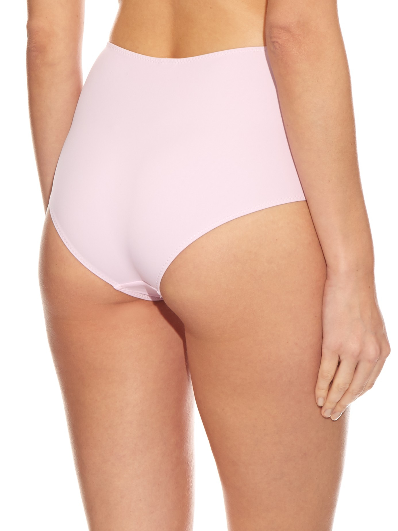 d6755c541a Roxana Salehoun Tortoiseshell-chain High-waisted Bikini Briefs in ...