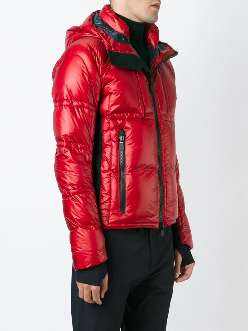 moncler grenoble red