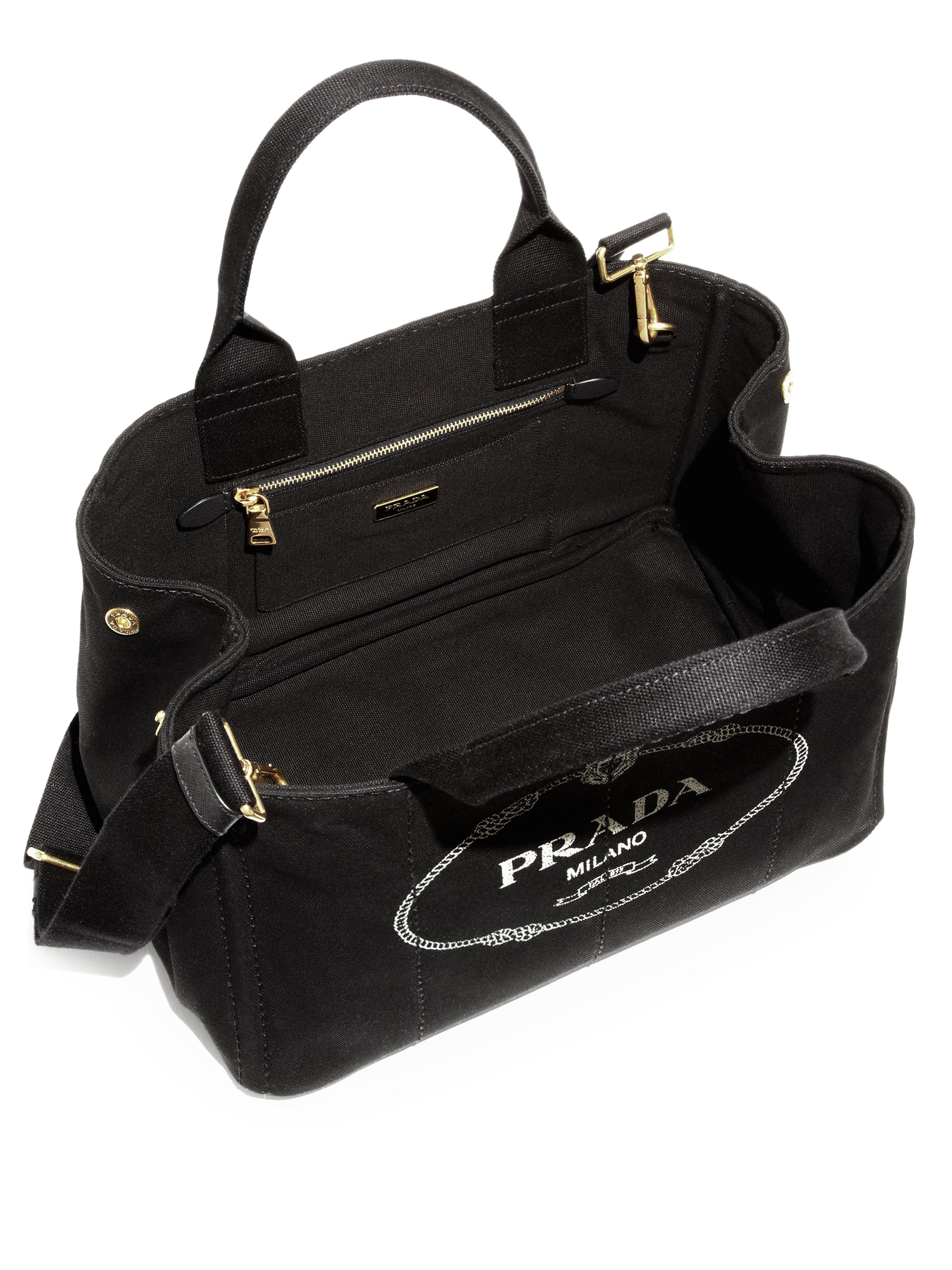 prada shoes quality - prada black canvas bag