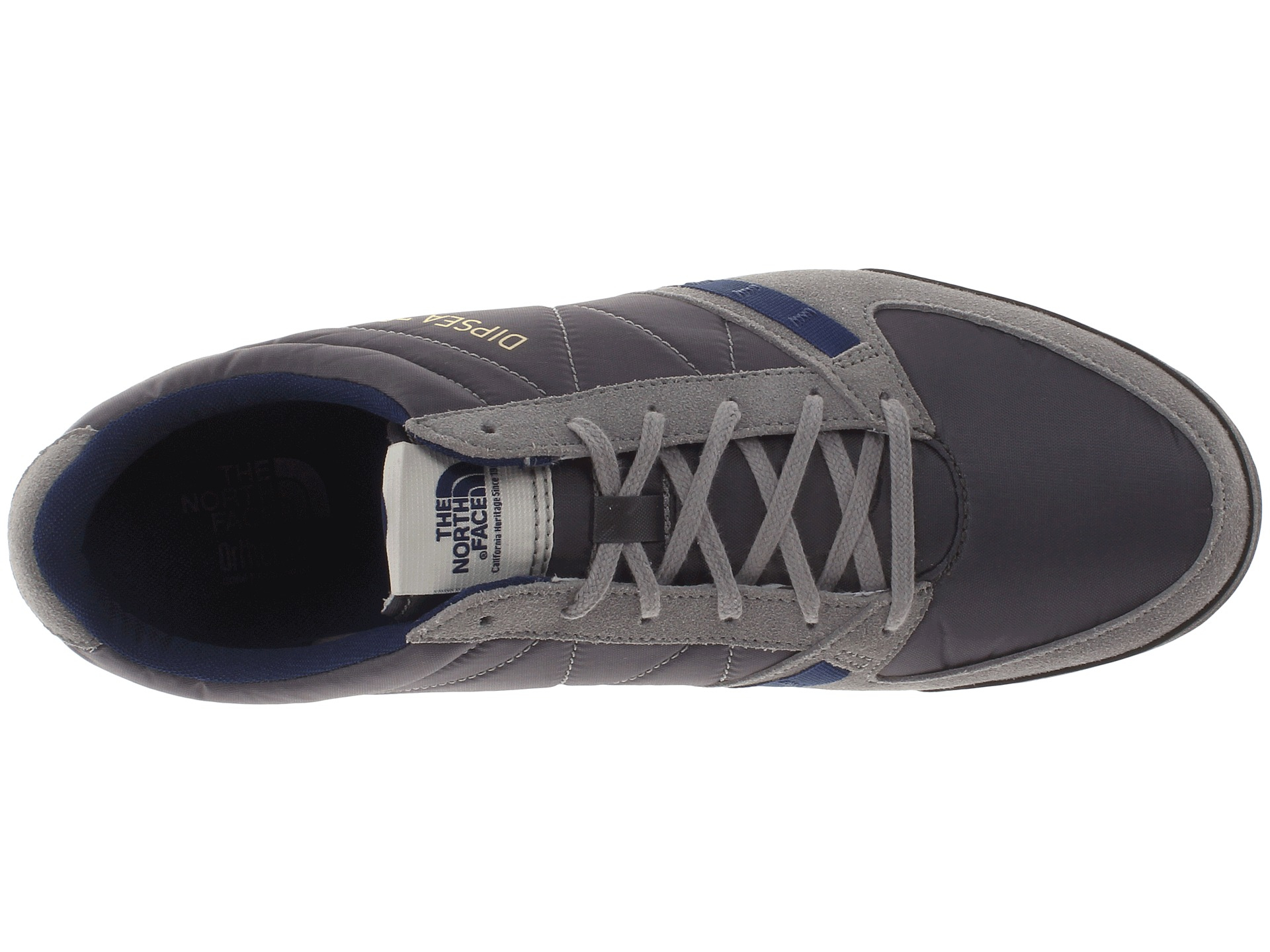 The north face Dipsea 78 Racer in Gray for Men