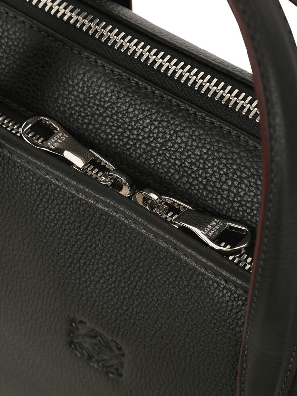 6ed4c8de05fb Lyst - Loewe Briefcase With Pocket in Black for Men