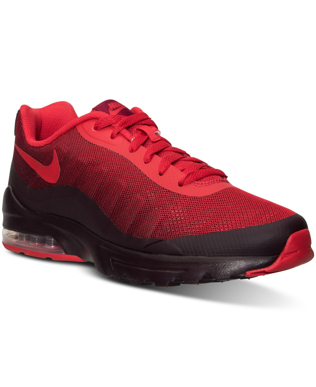 Nike Air Max Invigor Druck Herren Trainingsschuhe Mahagoni